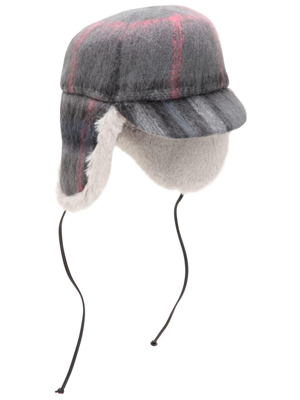 fb6e240318b Eugenia Kim Sammy Wool   Mohair Trapper Hat in Gray - Lyst