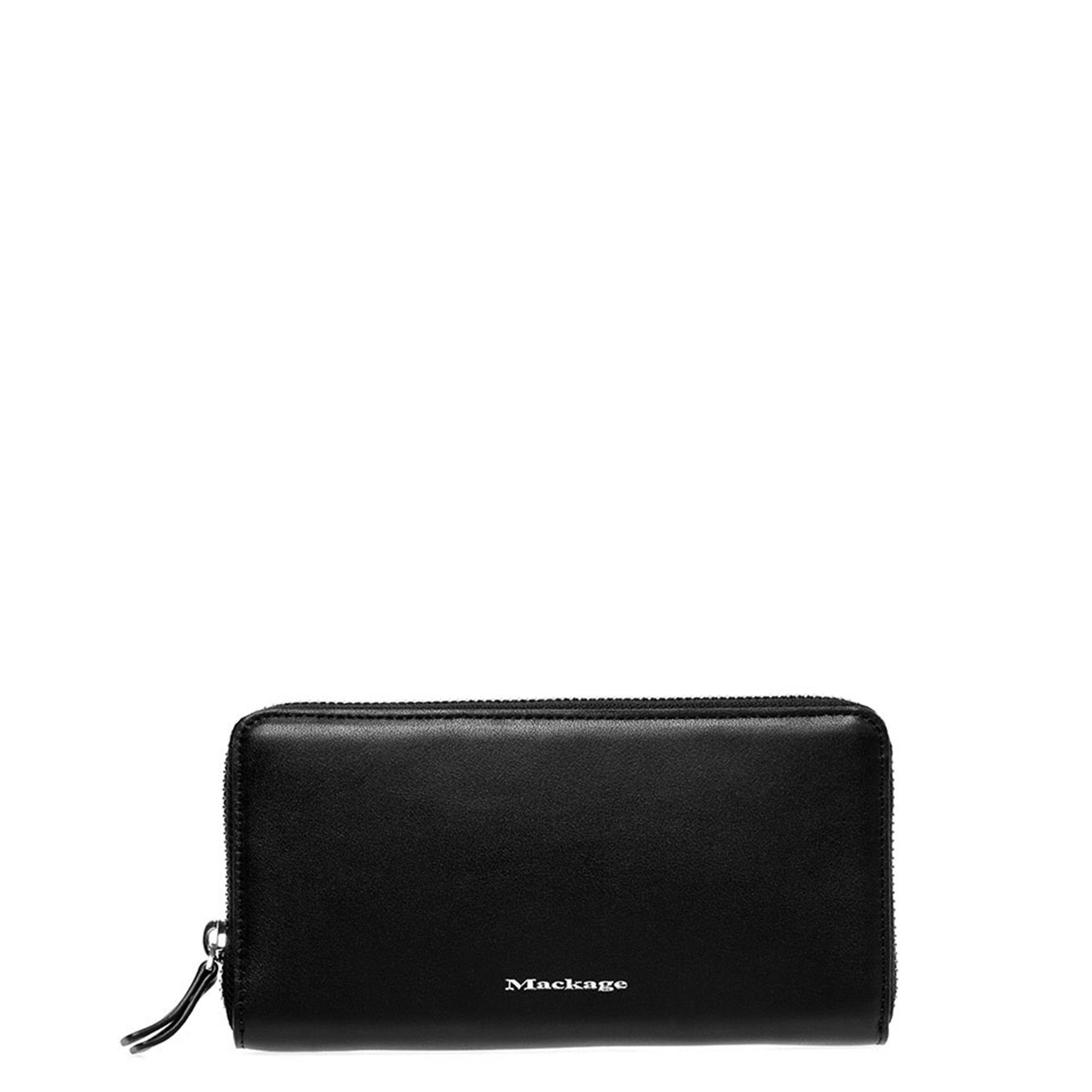 Black Duke Continental Wallet Mackage C8Xzz