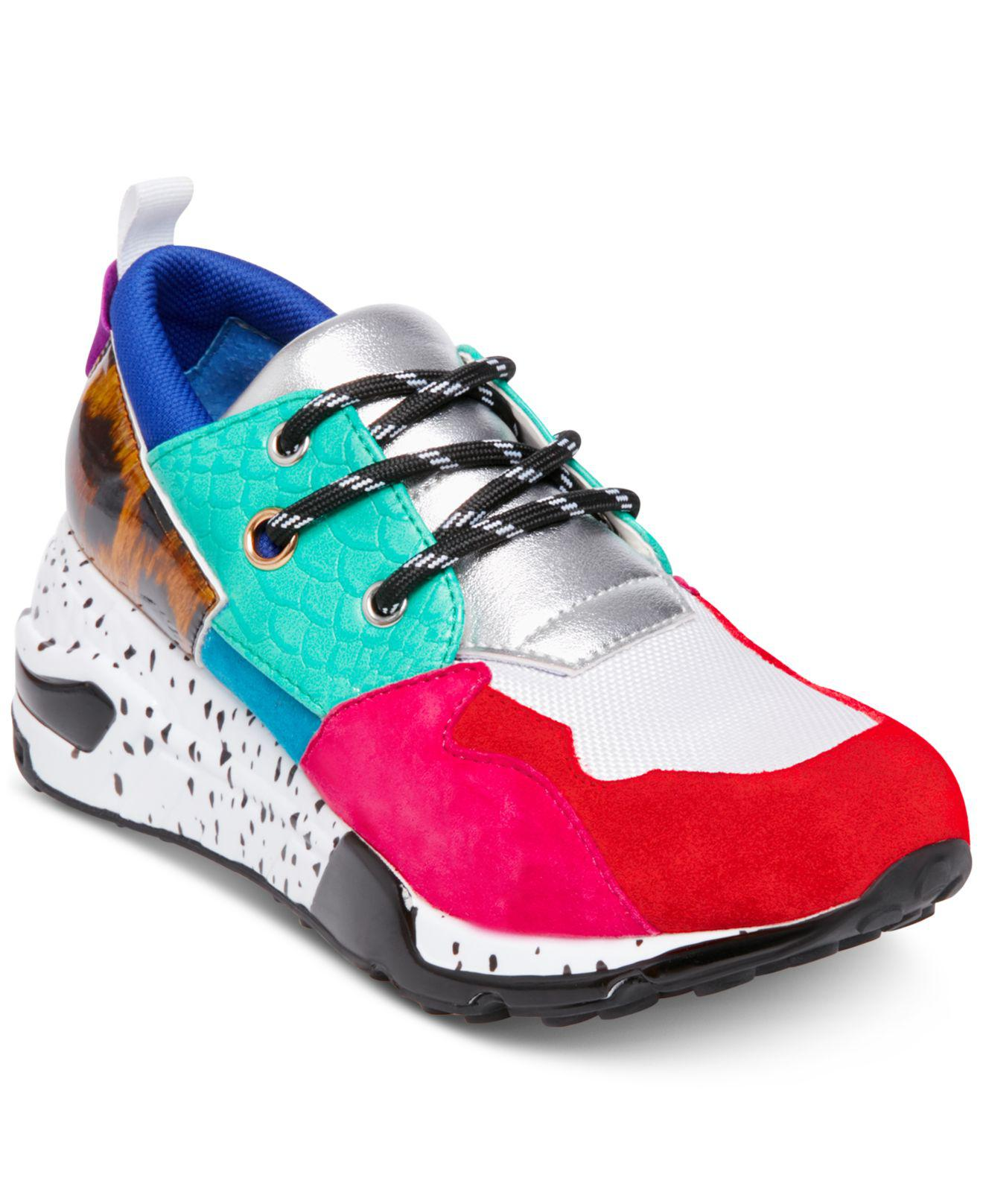 7e64955b551 Lyst steve madden cliff sneakers save jpg 1320x1616 Steve madden running  shoes