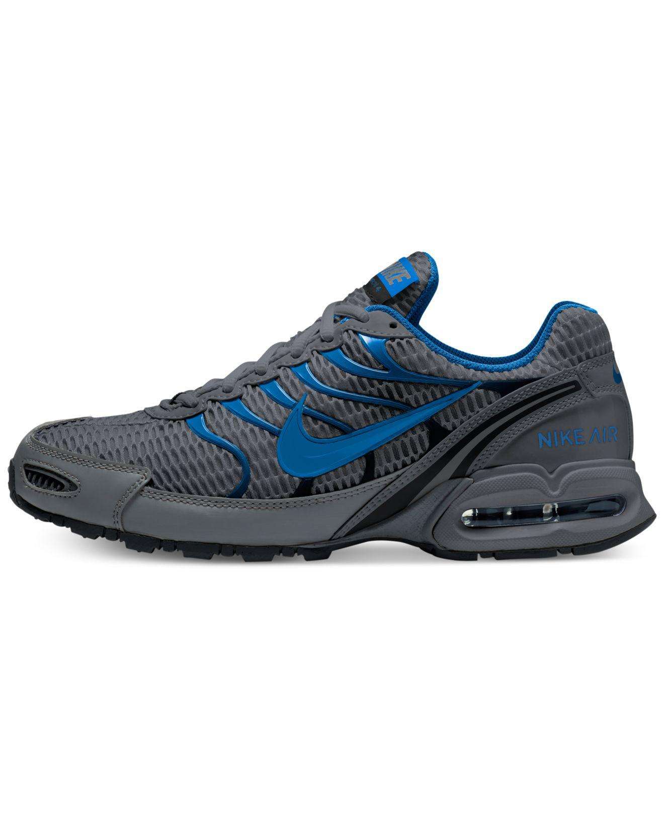 b0aab6cffed Lyst - Nike Air Max Torch 4 Running Sneakers From Finish Line in Blue for  Men