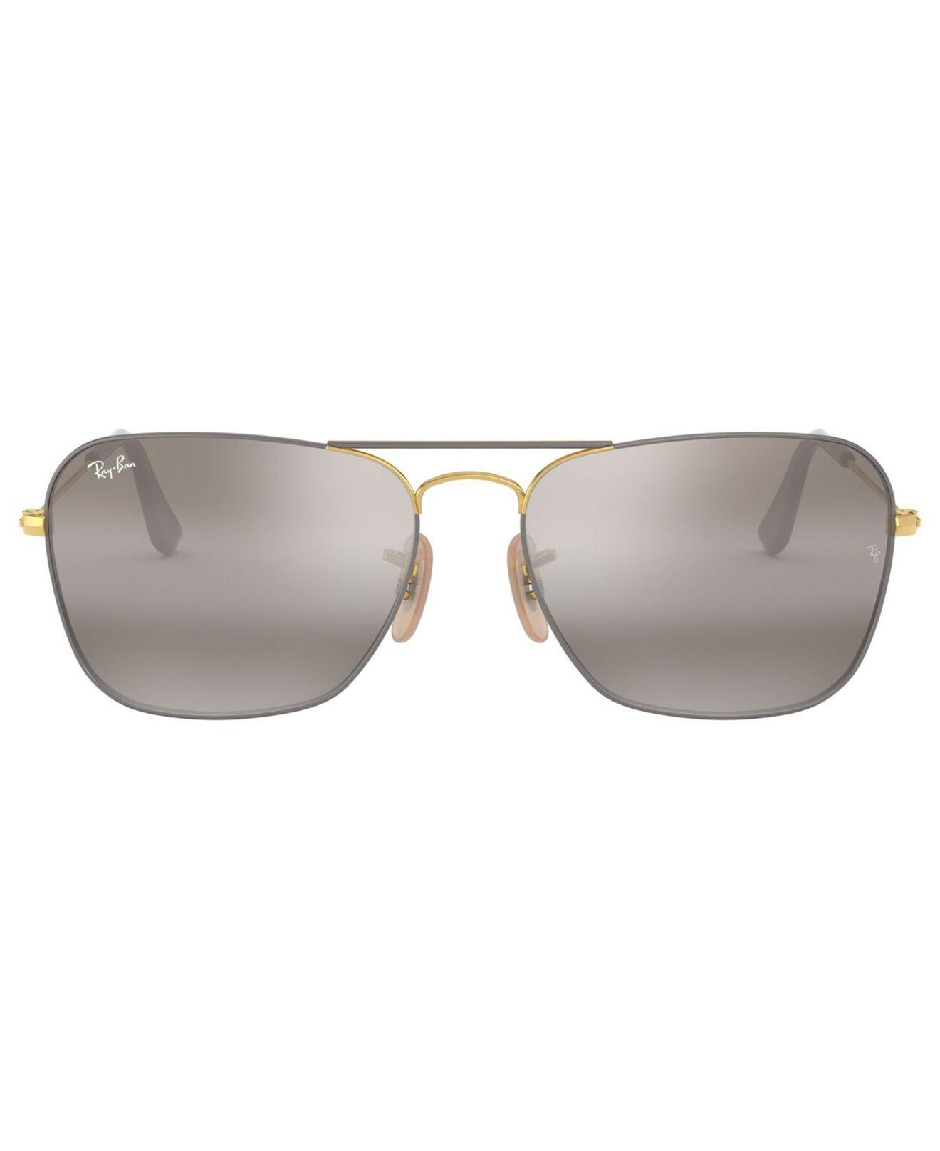 64c72e22cec1 Lyst - Ray-Ban Sunglasses, Rb3136 58 in Gray for Men