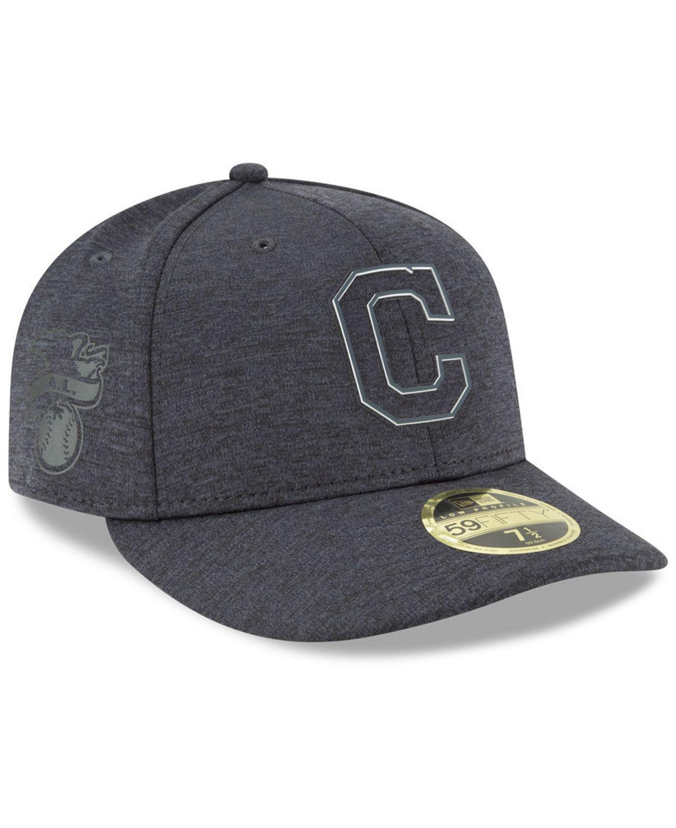super popular 1d449 549c7 ... sale ktz. mens blue cleveland indians clubhouse low crown 59fifty  fitted cap 421f7 20149