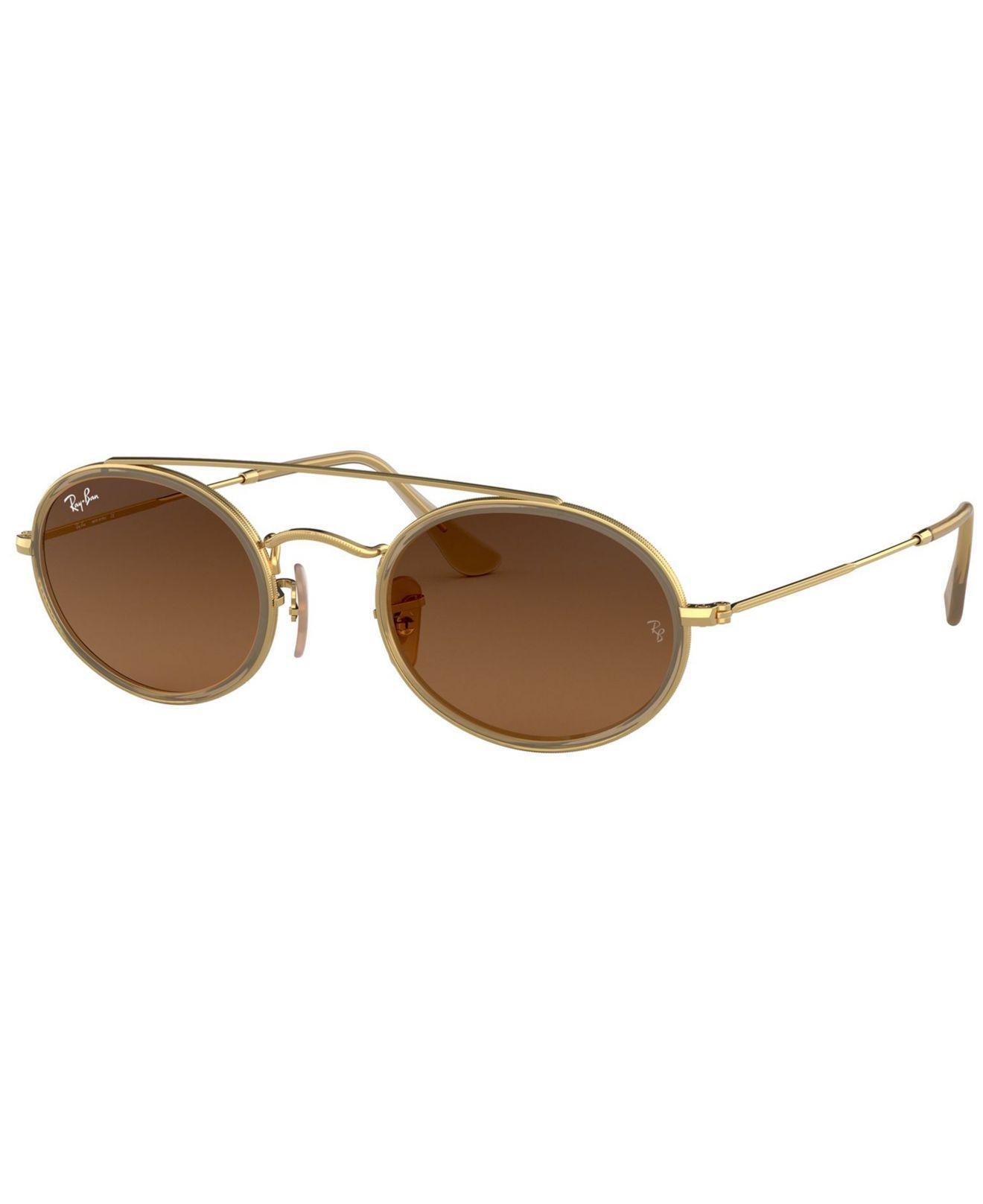 c560434f1ca Ray-Ban. Women s Brown Sunglasses