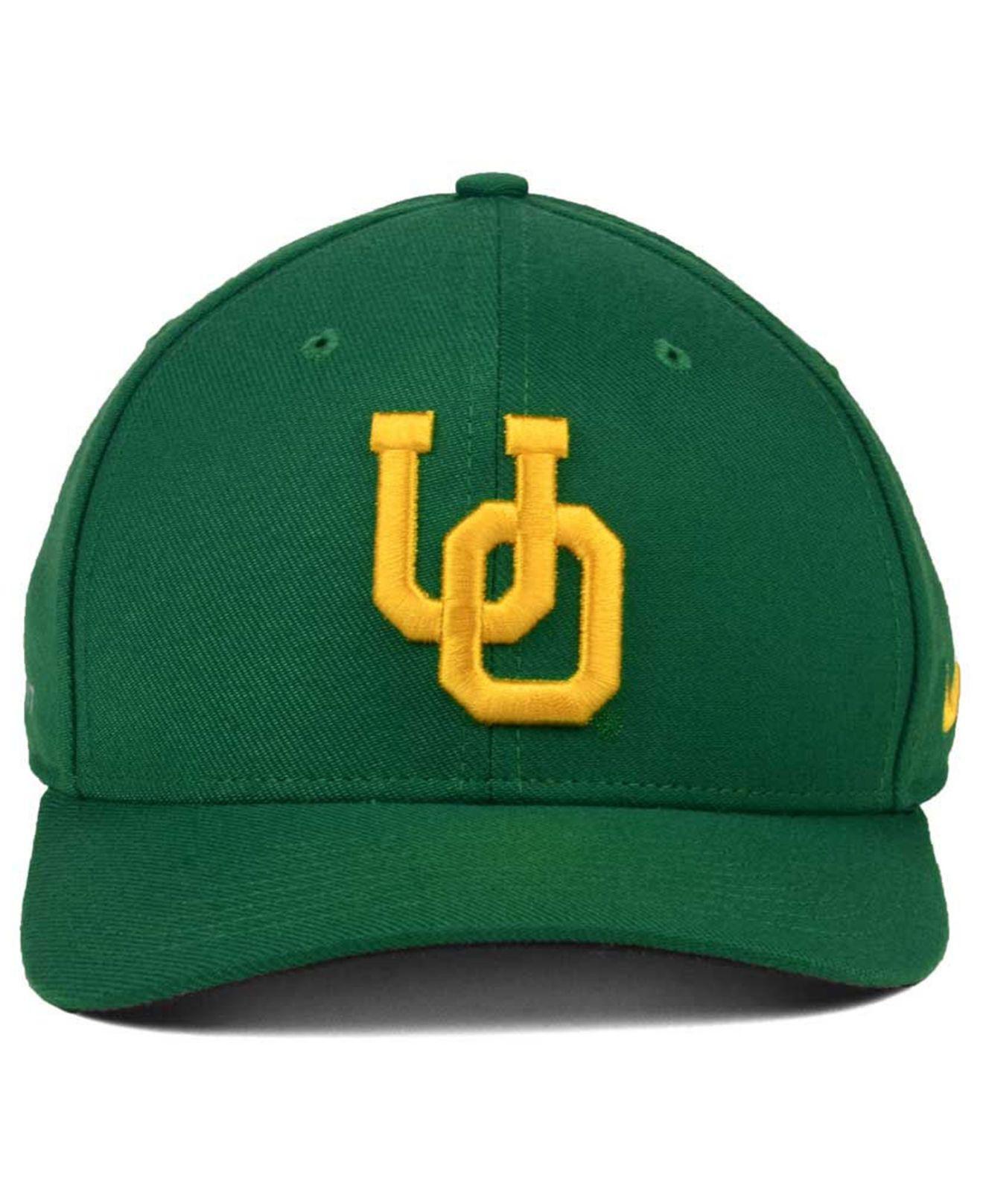 buy popular 2a297 e997d ... store lyst nike vault swoosh flex cap in green for men 6d355 d9ba7