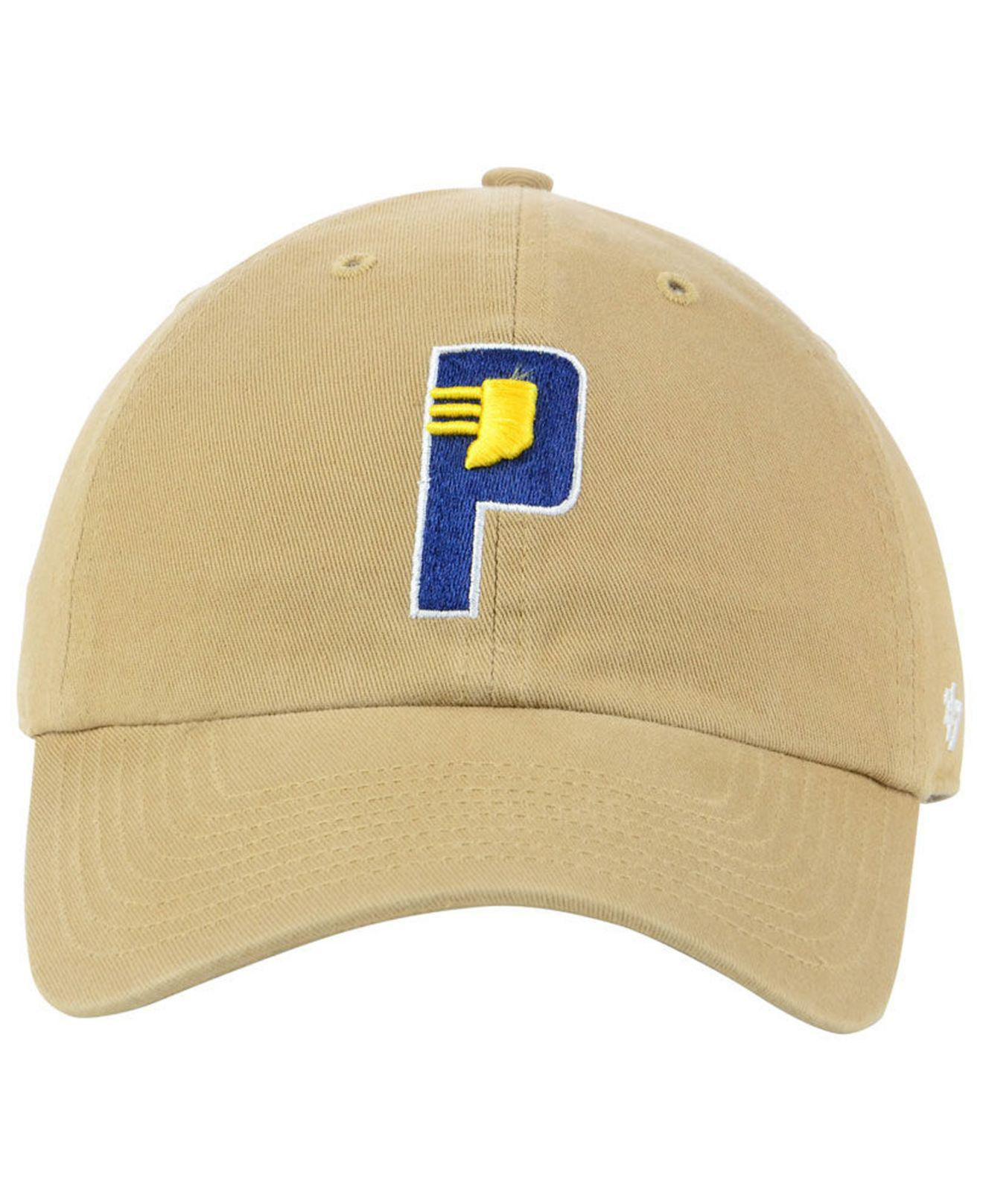 16378aa30bdb2 ... canada lyst 47 brand indiana pacers mash up clean up cap for men save  25.925925925925924 e8970