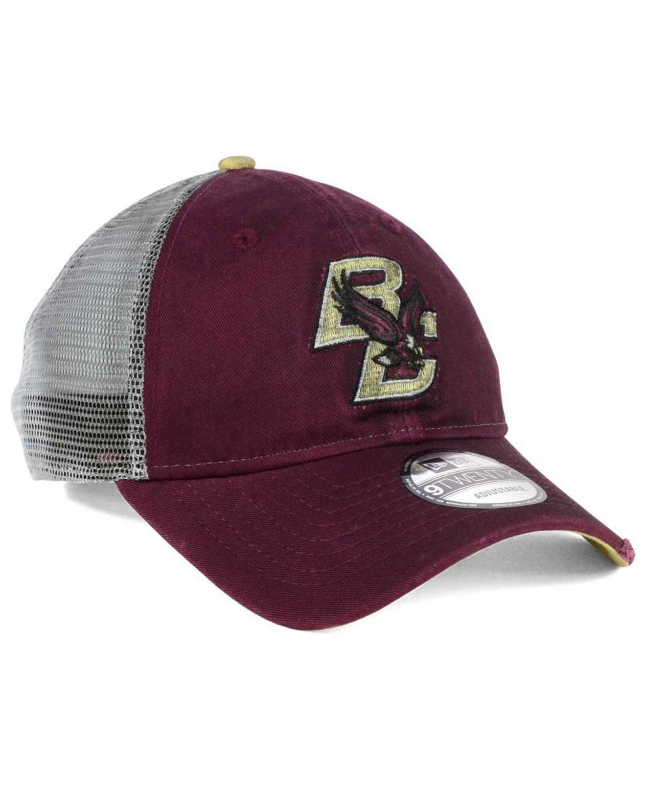 the latest da57b 36ee6 ... coupon for team rustic 9twenty cap for men lyst. view fullscreen b29a8  8aa45