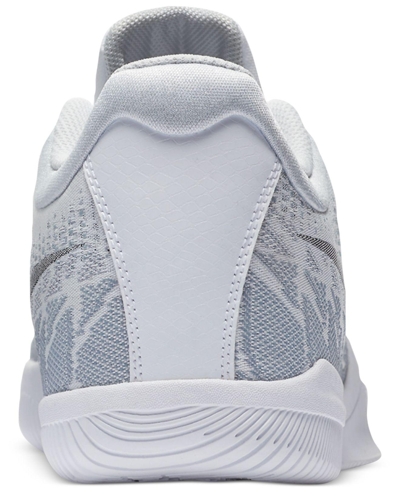 d5876314489a Nike Kobe Mamba Rage Basketball Sneakers From Finish Line in Gray ...