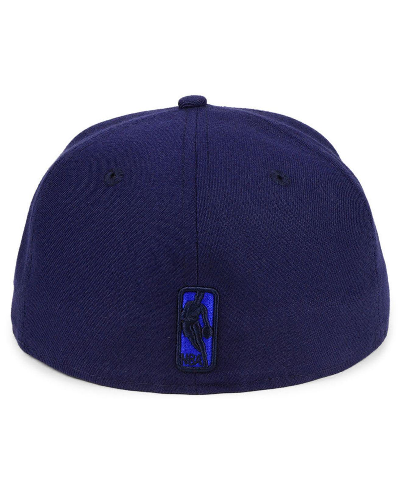 quality design fabef 8bc29 KTZ Boston Celtics Color Prism Pack 59fifty Cap in Blue for Men - Lyst
