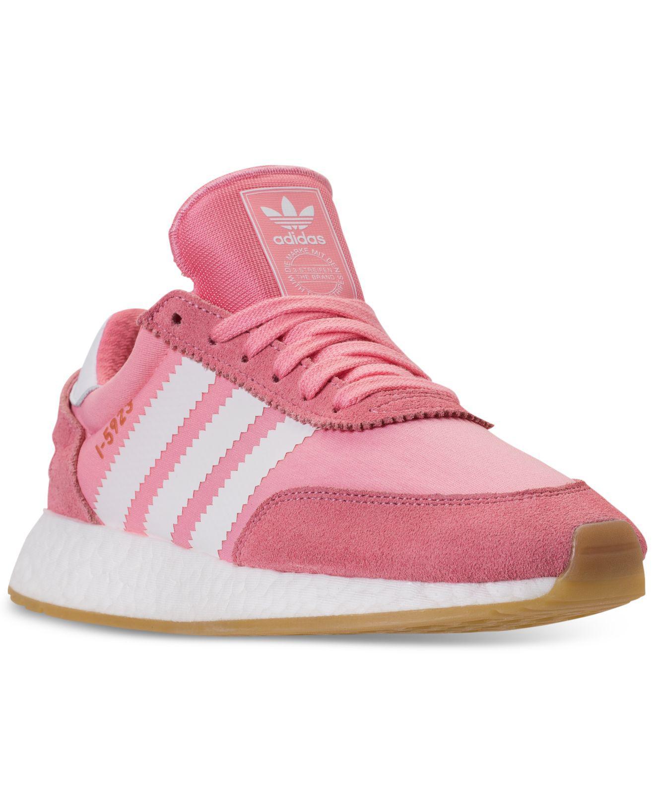 Lyst Adidas me 5923 Runner casual zapatillas de en la línea de meta en de rosa e79cd0