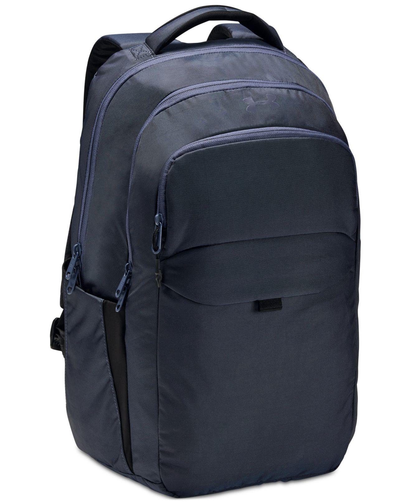 e0fe33aa96 Lyst - Under Armour On Balance Storm Backpack in Blue