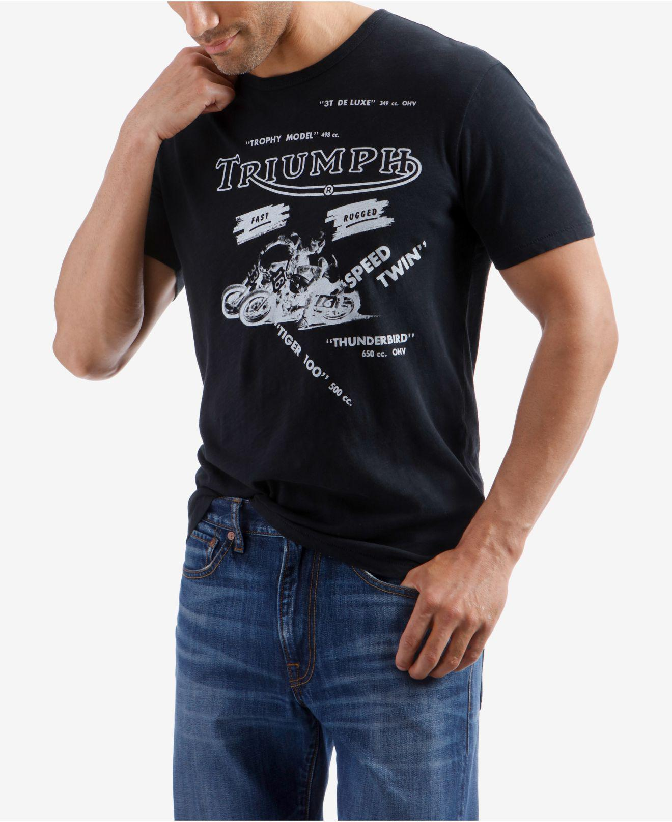 c9f91c54 ... Lucky Brand Men's Lucky Bison Graphic T-Shirt & Reviews; Lyst; Lucky ...