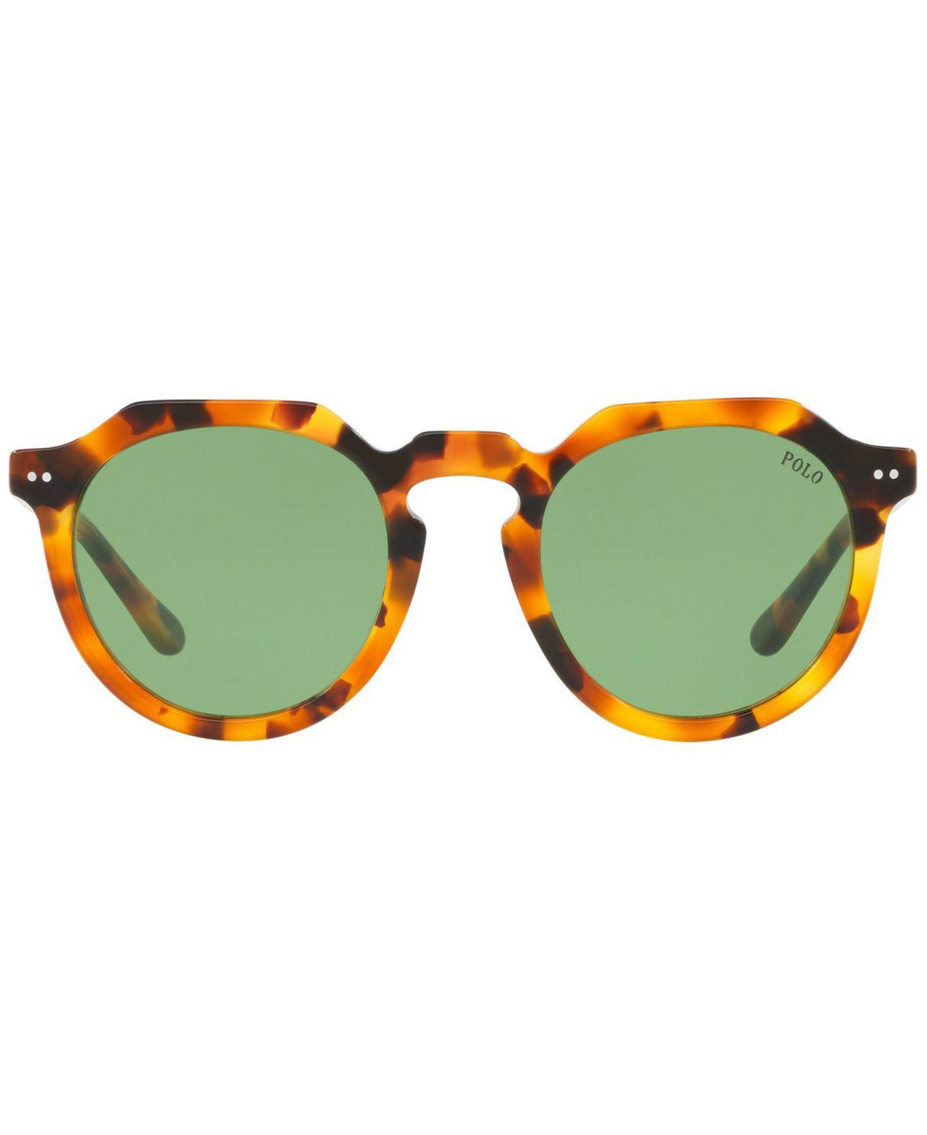 1c383437af Lyst - Polo Ralph Lauren Sunglasses