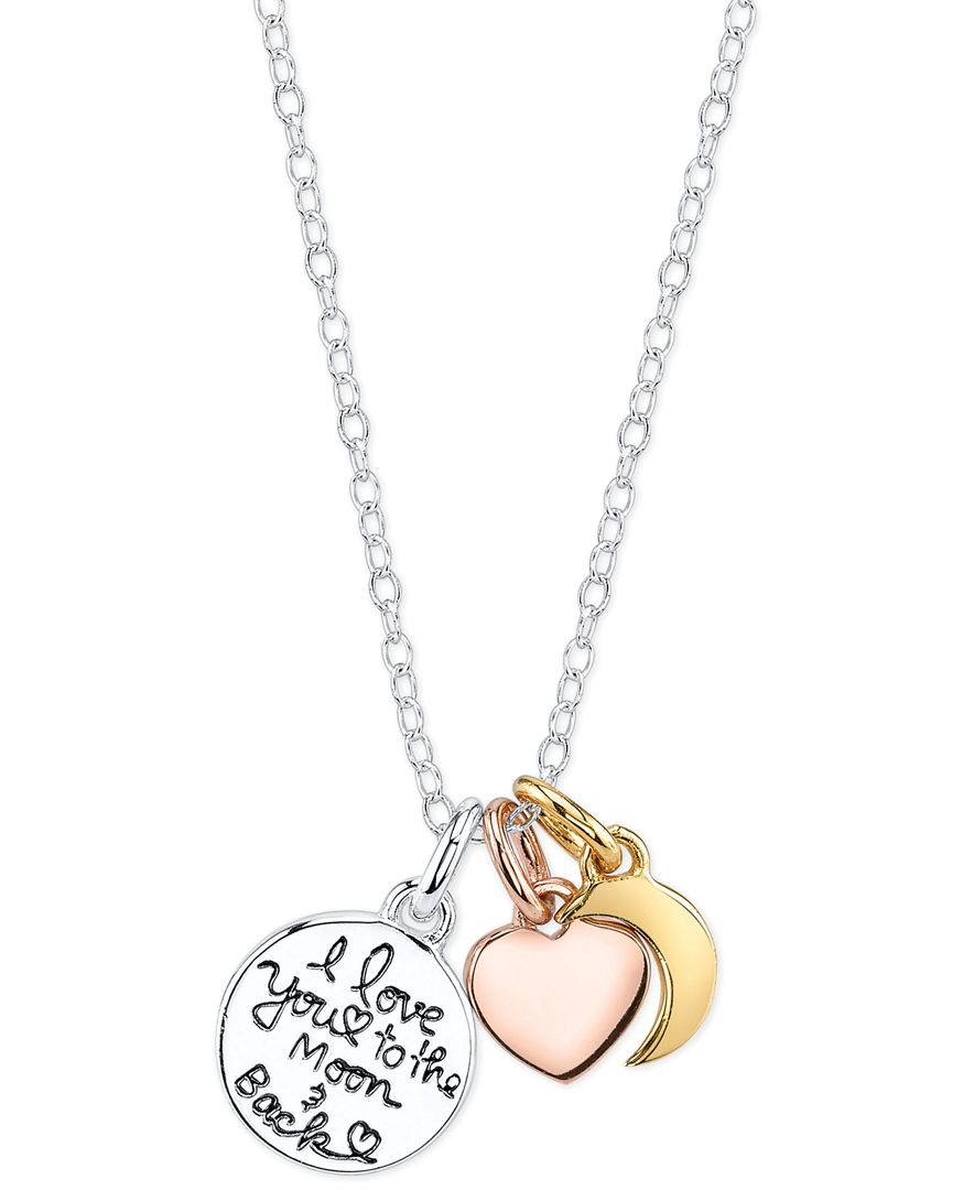 macys jewelry sale macy s inspirational i you to the moon and back charm 9644