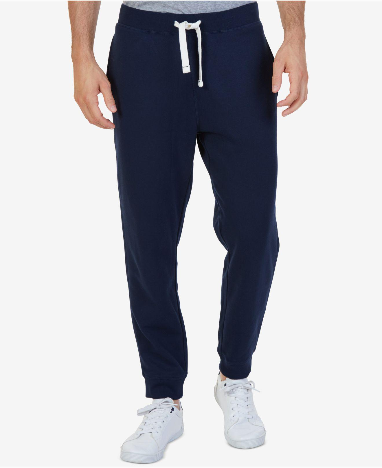 728e68106e9 Lyst - Nautica Big   Tall Jogger Pants in Blue for Men