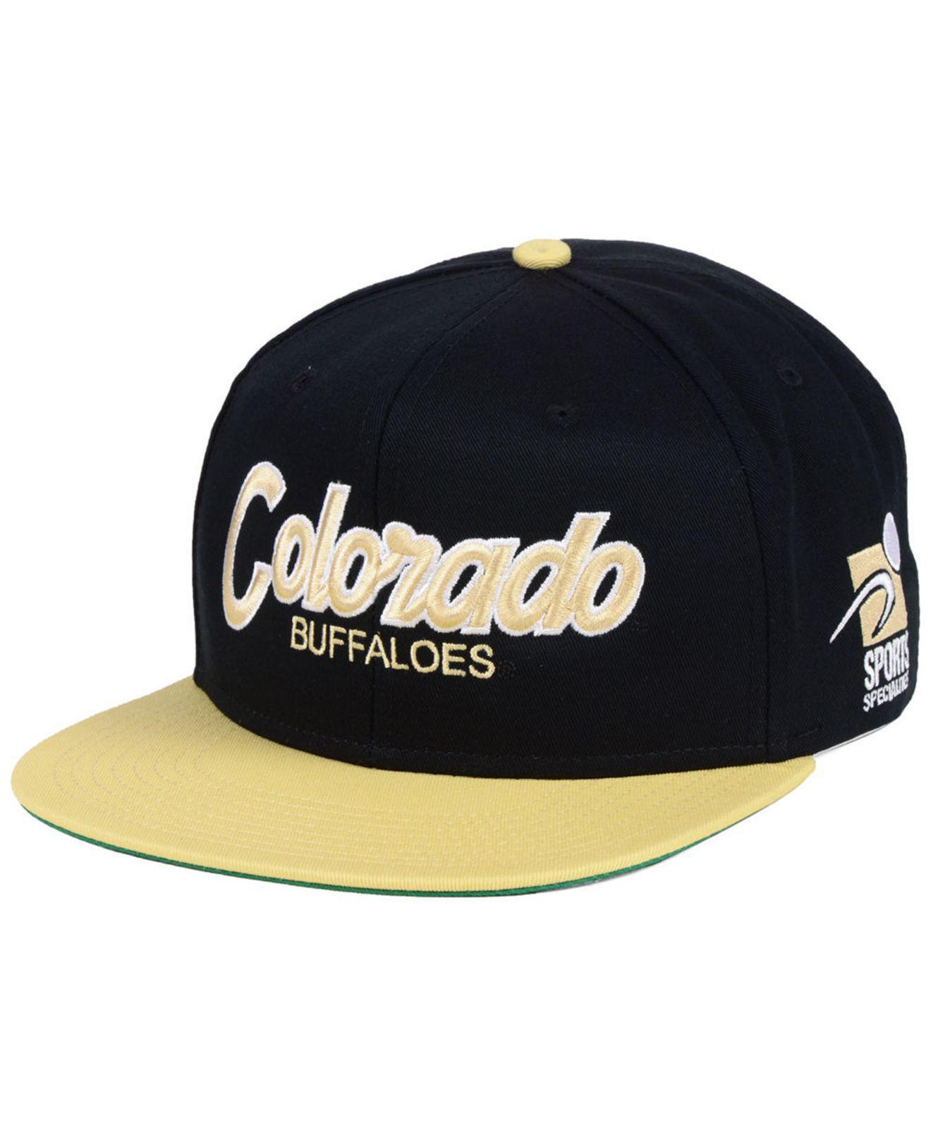 2a187b6d312 Lyst - Nike Colorado Buffaloes Sport Specialties Snapback Cap in ...