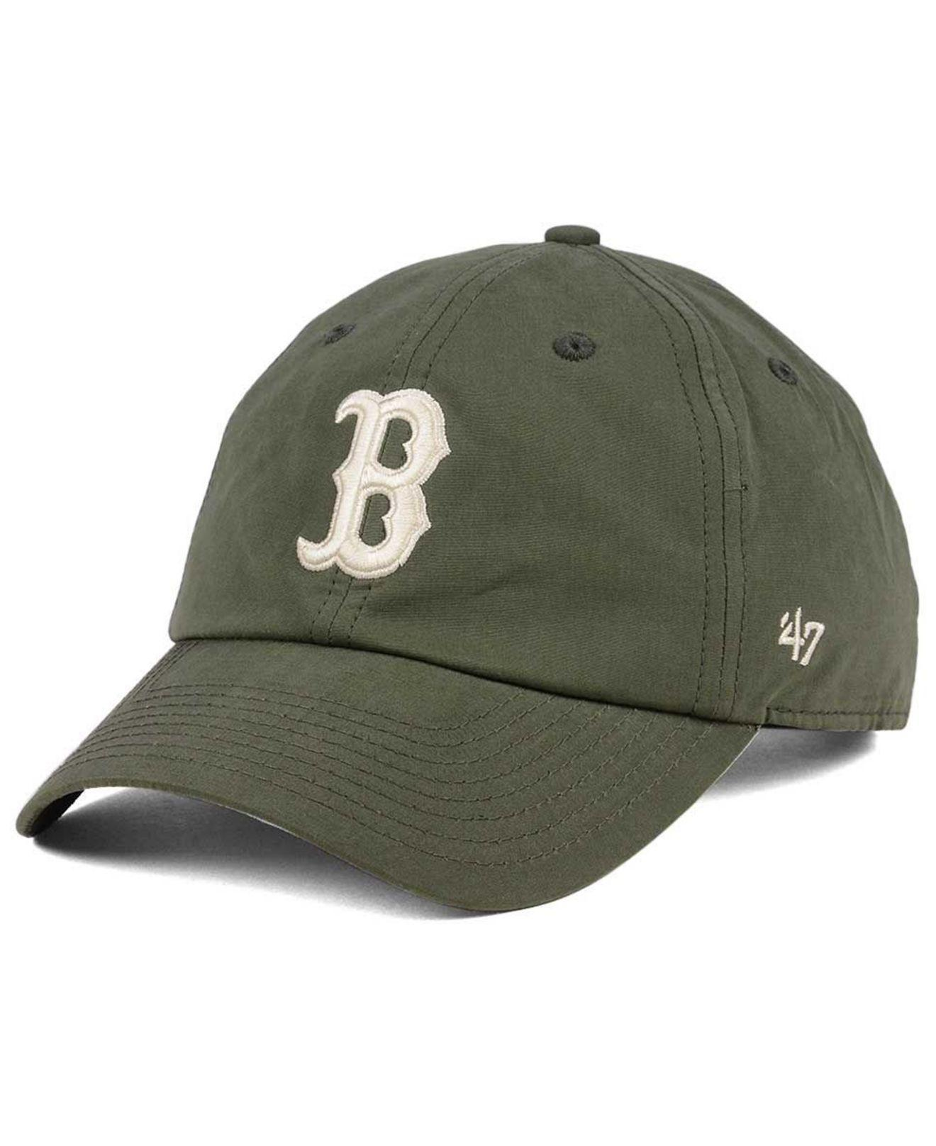 b6cddcc7 ... order lyst 47 brand harvest clean up cap in green for men 6bfd6 05261