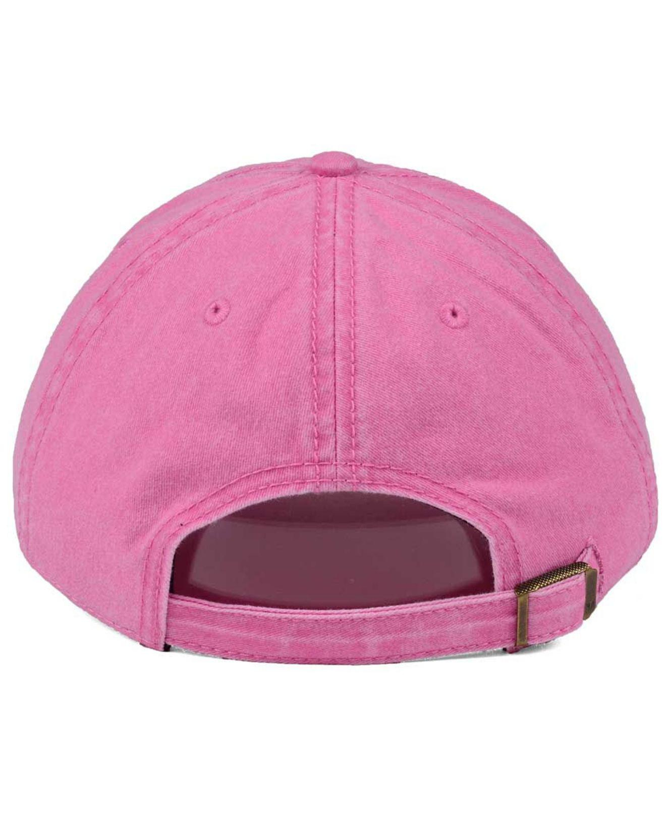separation shoes 1b0d9 6e082 ... women camping hunting outdoor coupon for pink pittsburgh pirates  summerland clean up cap for men lyst. view fullscreen 31f11 ...
