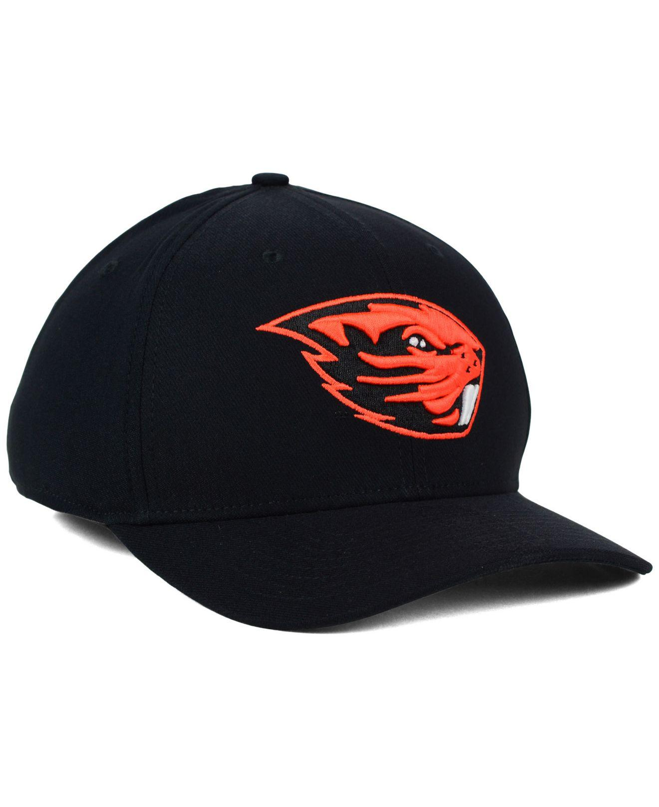 cbcba6e2 ... spain nike black oregon state beavers classic swoosh cap for men lyst.  view fullscreen 77869