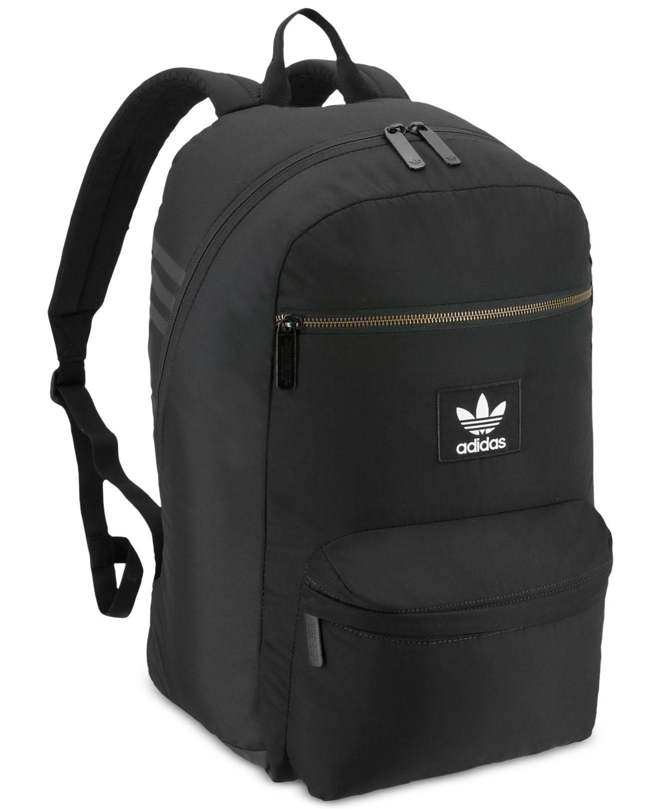f3663f0a233a Adidas - Black Originals National Plus Backpack for Men - Lyst. View  fullscreen