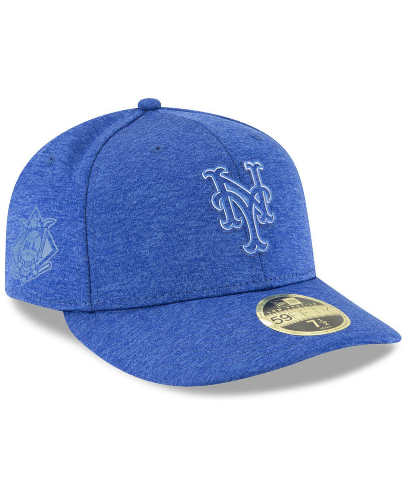 new arrival 34c3c a4858 ... denmark ktz. mens blue new york mets clubhouse low crown 59fifty fitted  cap c1b6f 79b66