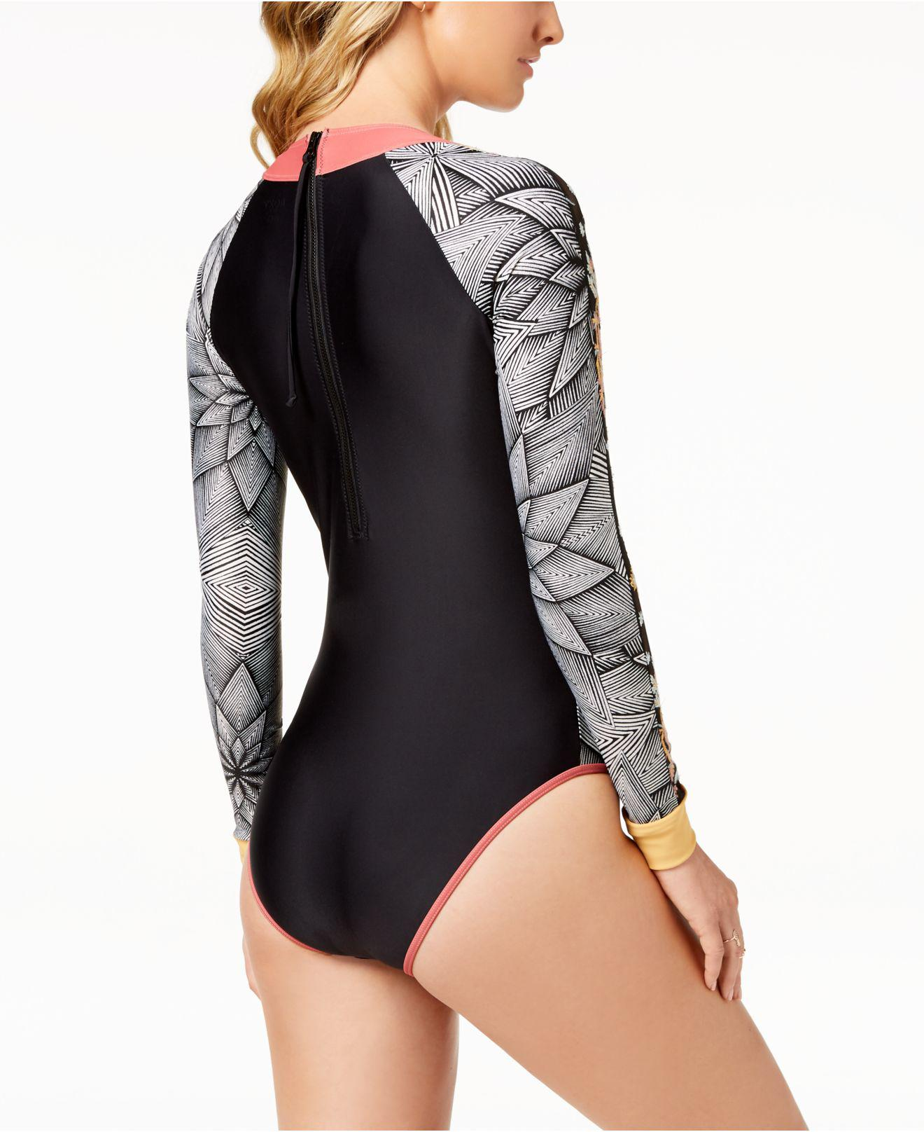 Long Sleeve Swimsuits for Juniors
