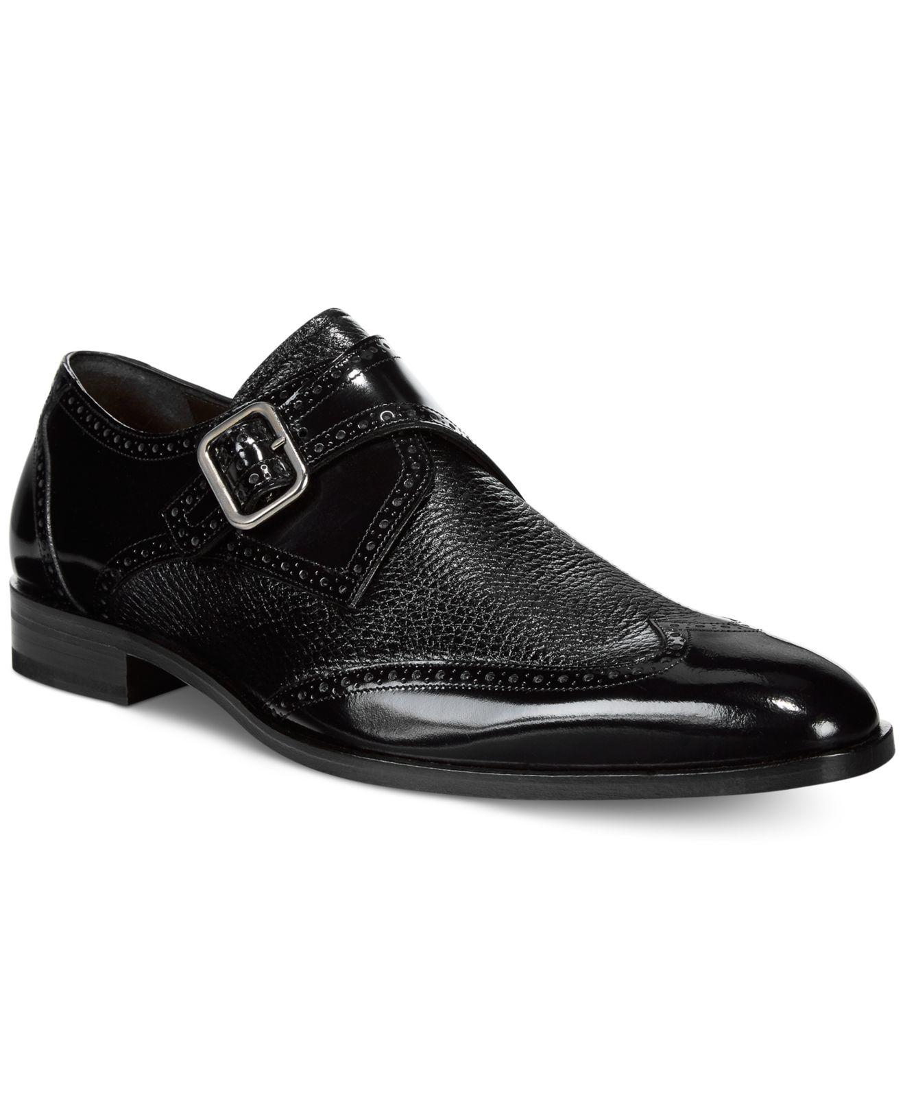 Macy Men Monk Shoe