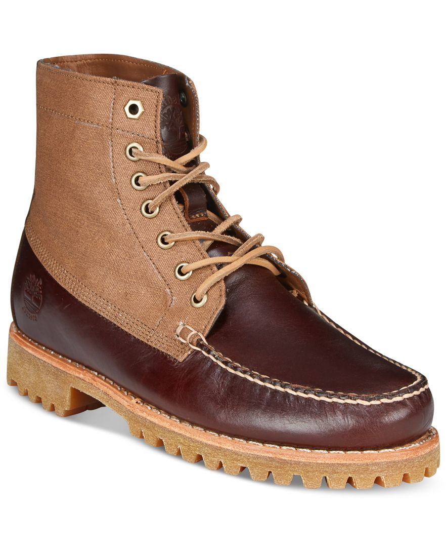 Timberland Men S Authentics Chukka Boots In Brown For Men