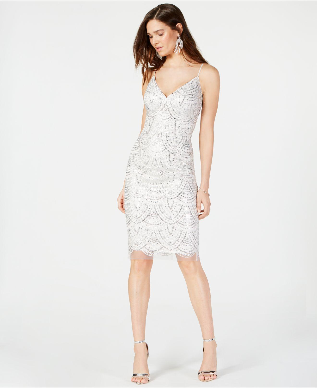 7f3fde73b Sequin Cocktail Dresses Macys