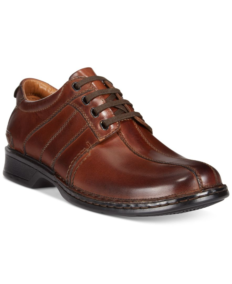 Clarks Casual Lace Up Shoes