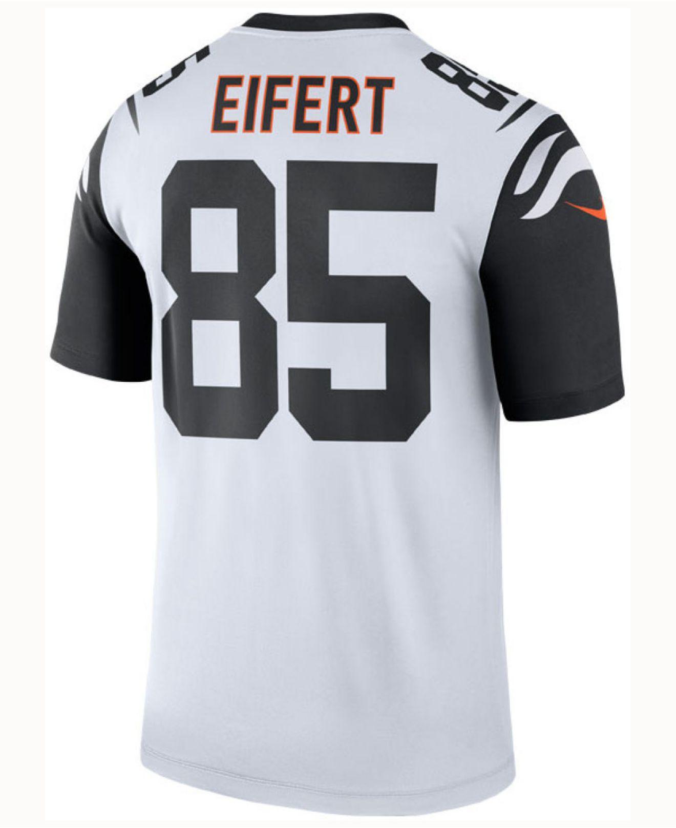 Cheap Lyst Nike Tyler Eifert Cincinnati Bengals Legend Color Rush Jersey  for cheap