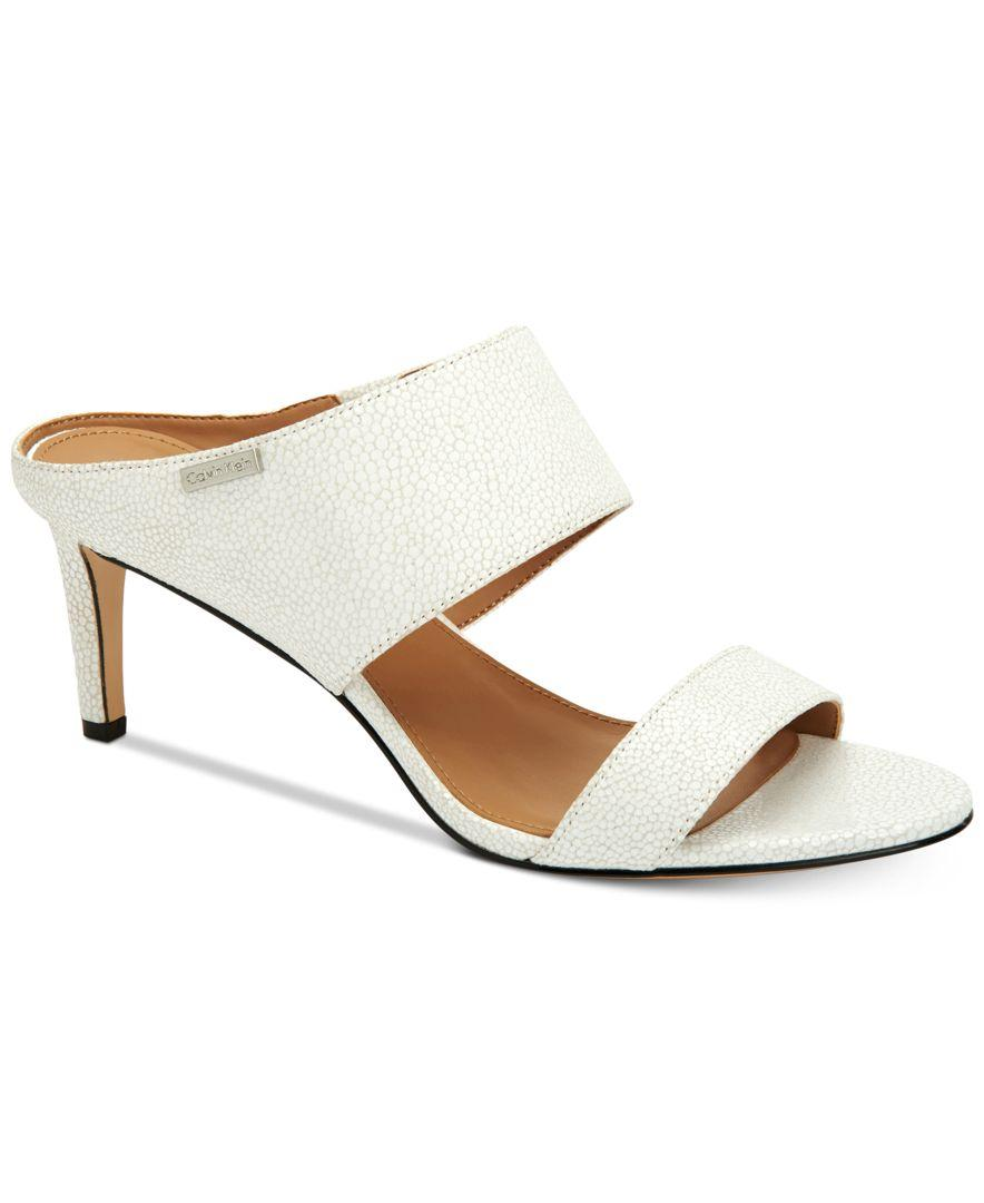 Vince Camuto White Shoes