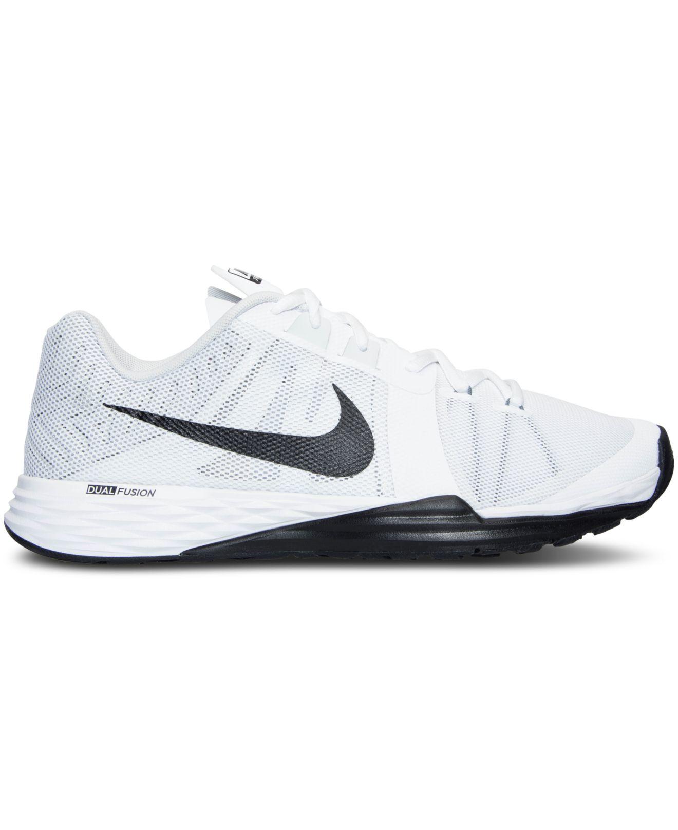 Lyst - Nike Men s Train Prime Iron Dual Fusion Training Sneakers ... 91900d49d