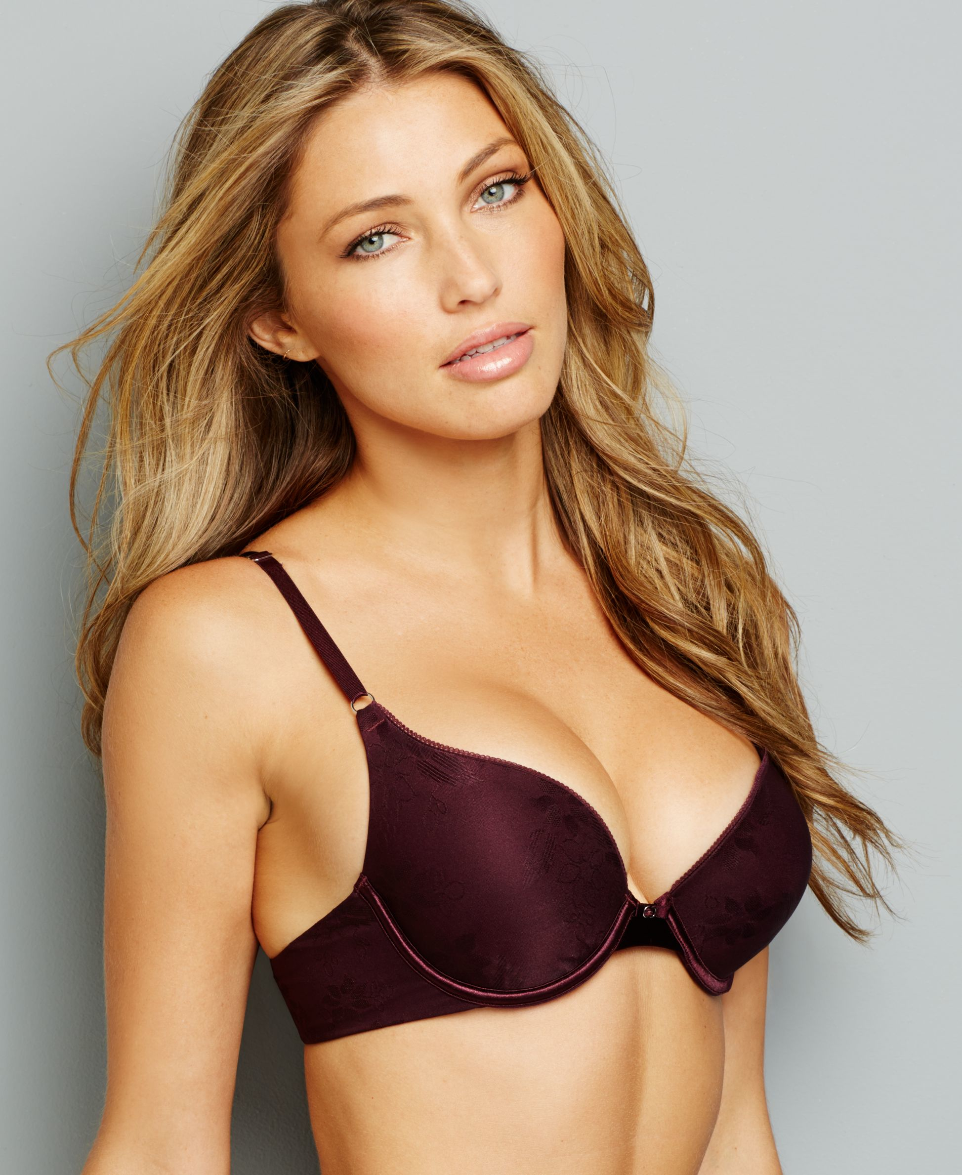 f5188b11c9ece Lyst - Lily Of France Extreme Ego Boost Tailored Push Up Bra 2131101 ...