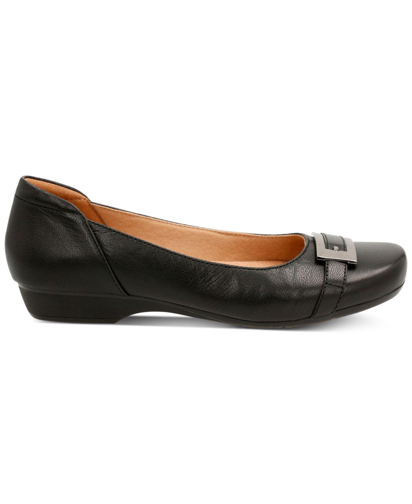 Macys  West Shoes Black Flats