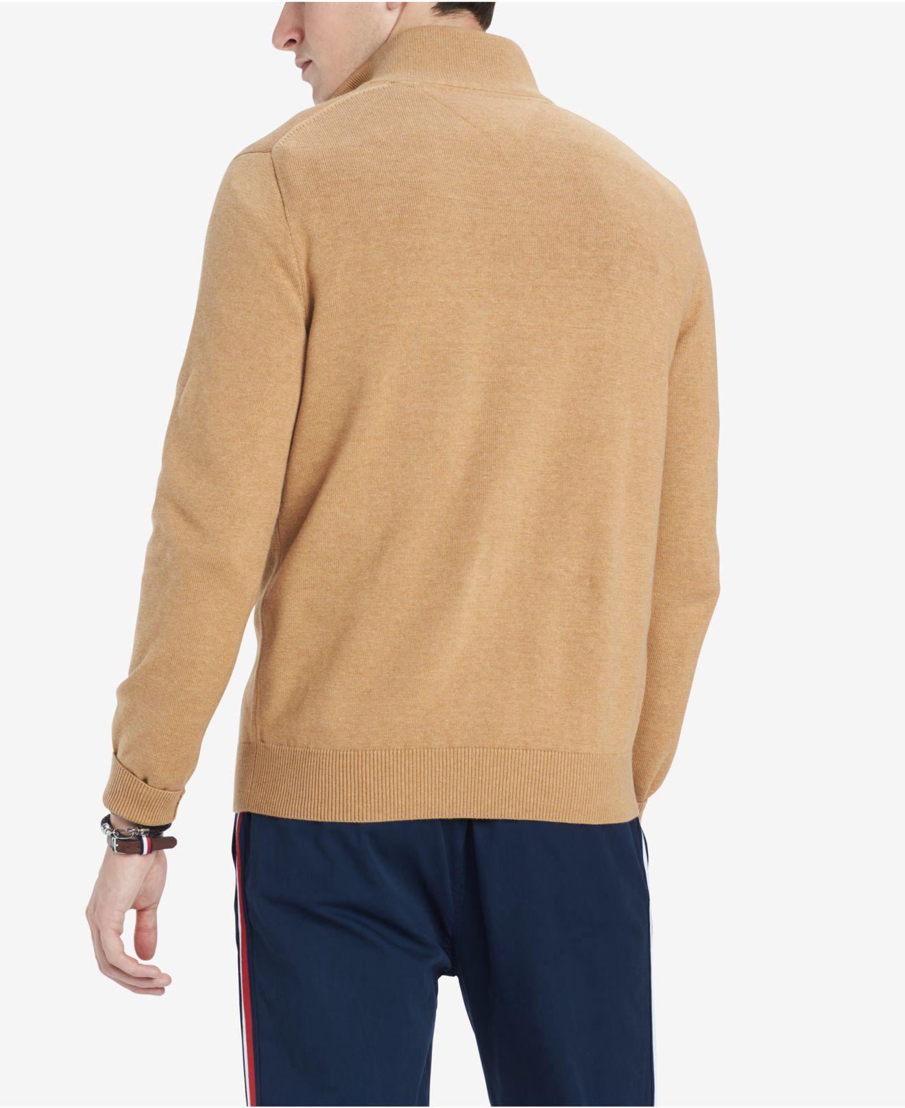 f82dcb6f7 Lyst - Tommy Hilfiger Quarter-zip Sweater