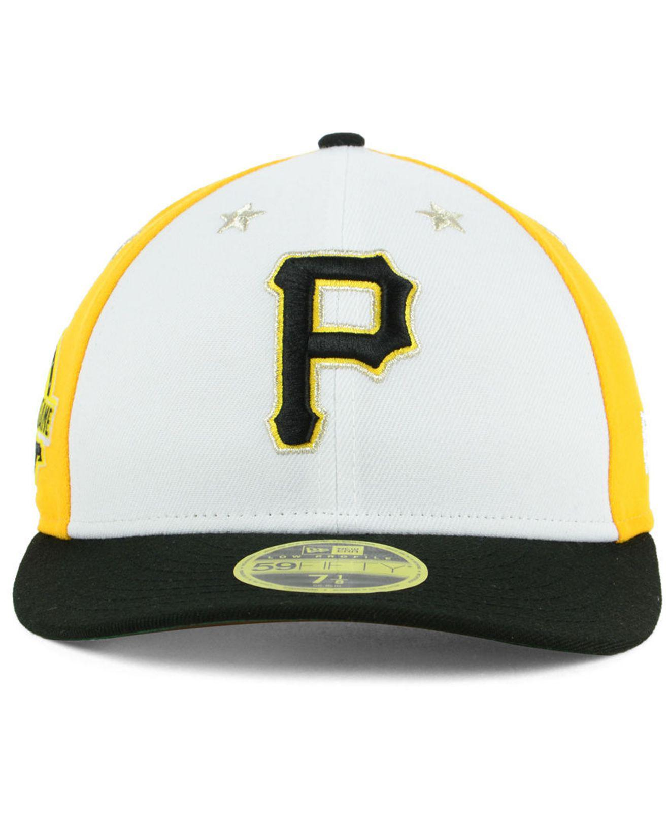 58098c9f KTZ Pittsburgh Pirates All Star Game Patch Low Profile 59fifty ...
