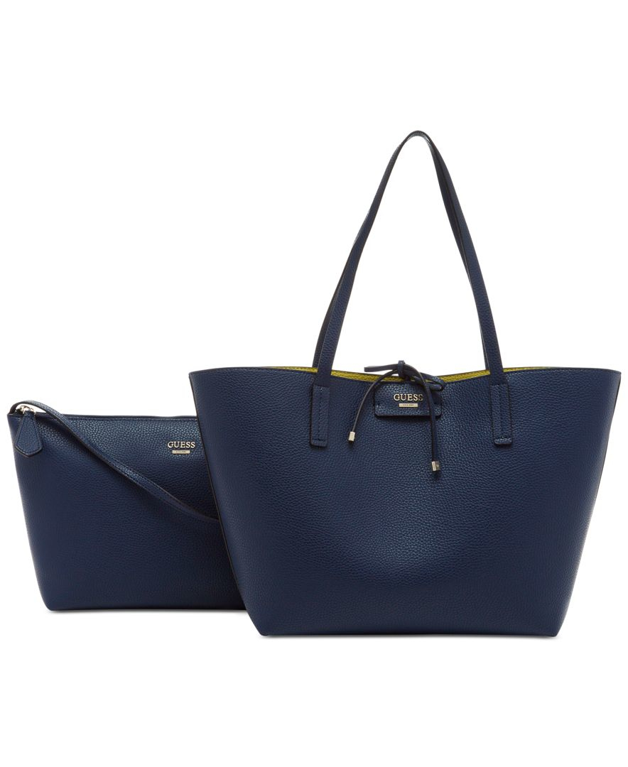 Lyst - Guess Bobbi Bag-in-bag Reversible