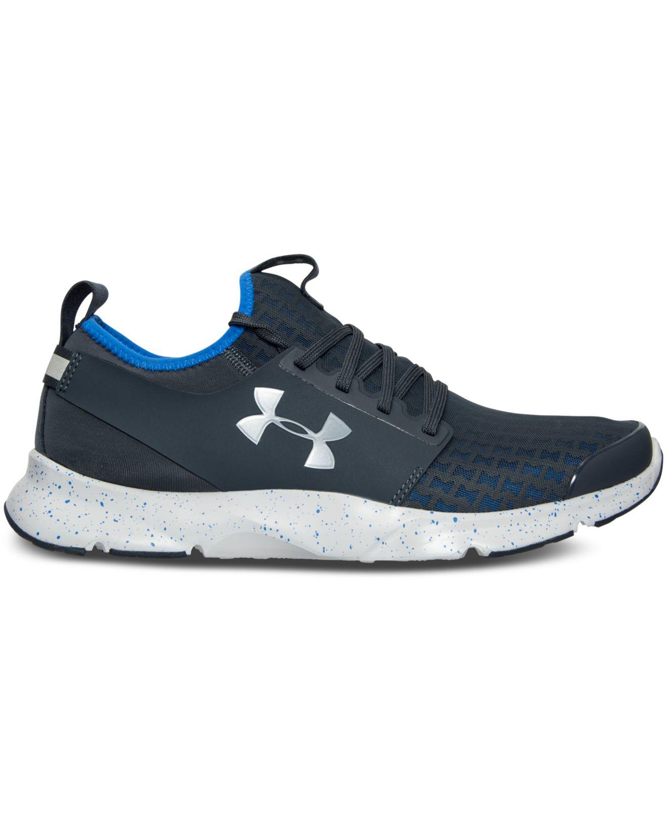 Lyst Under Armour Men S Drift Running Sneakers From