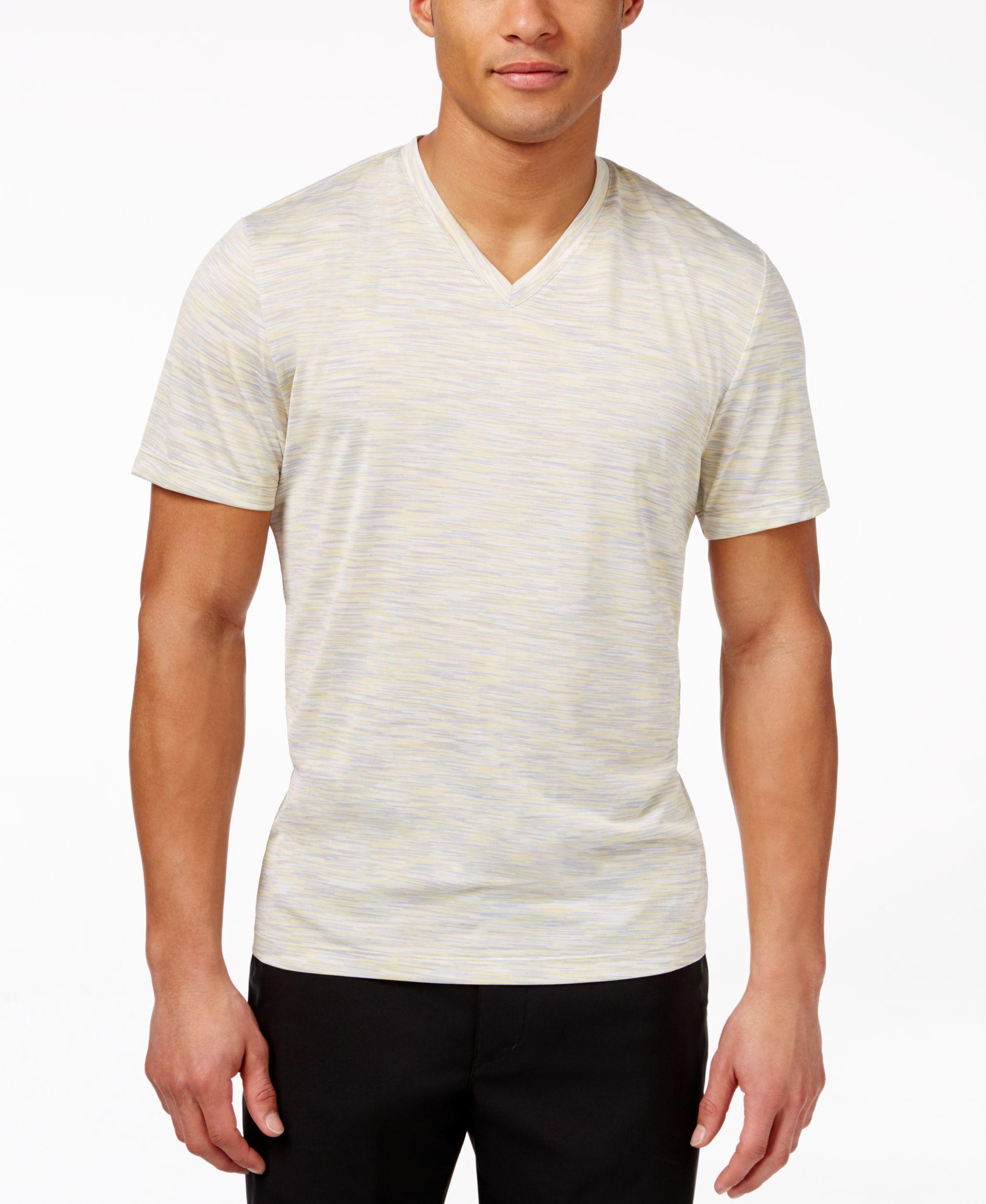 alfani big tobin v neck t shirt only at macy s in