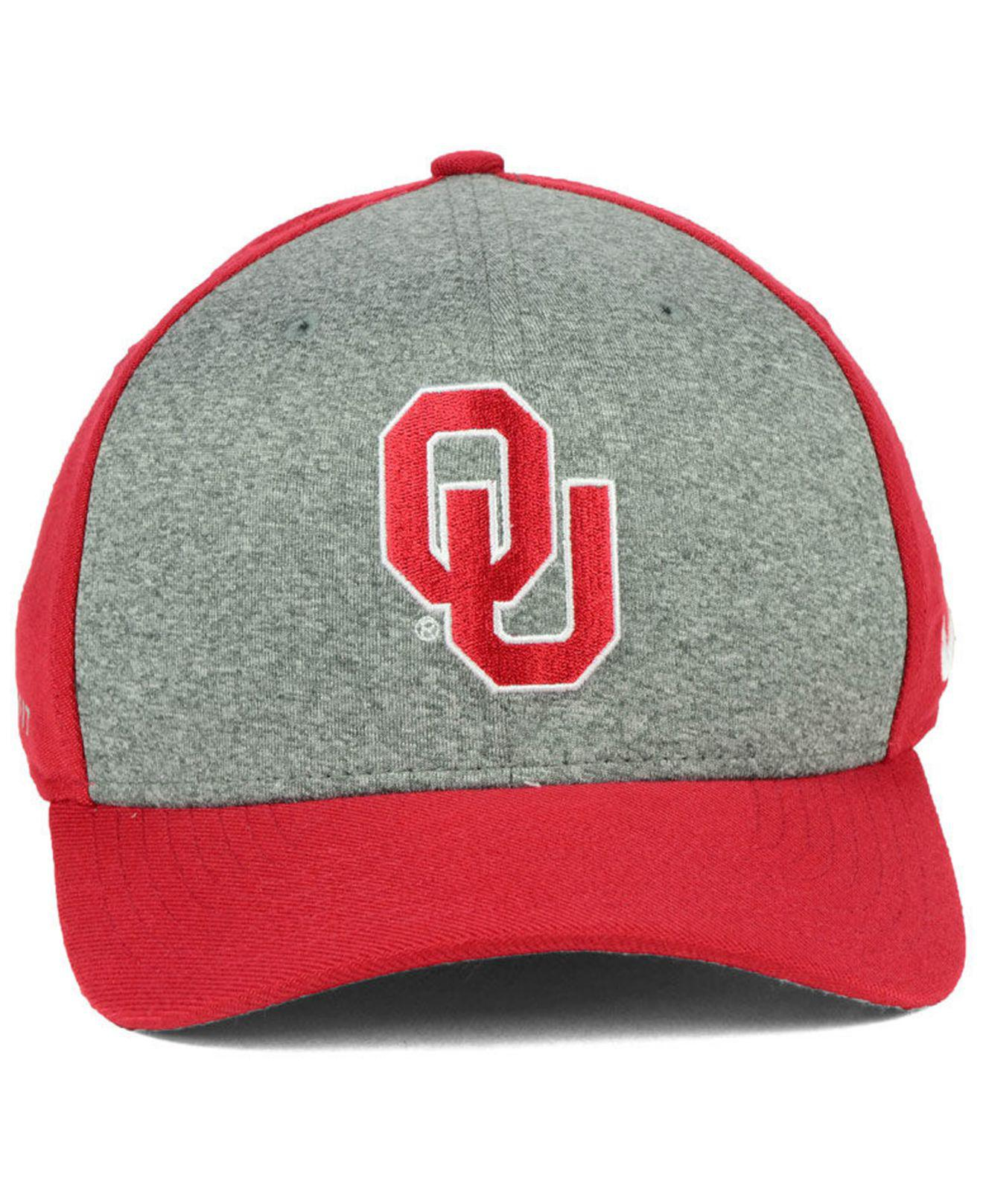 87c120734ae9 ... germany lyst nike oklahoma sooners legend swooshflex cap for men 4eeb3  a4797