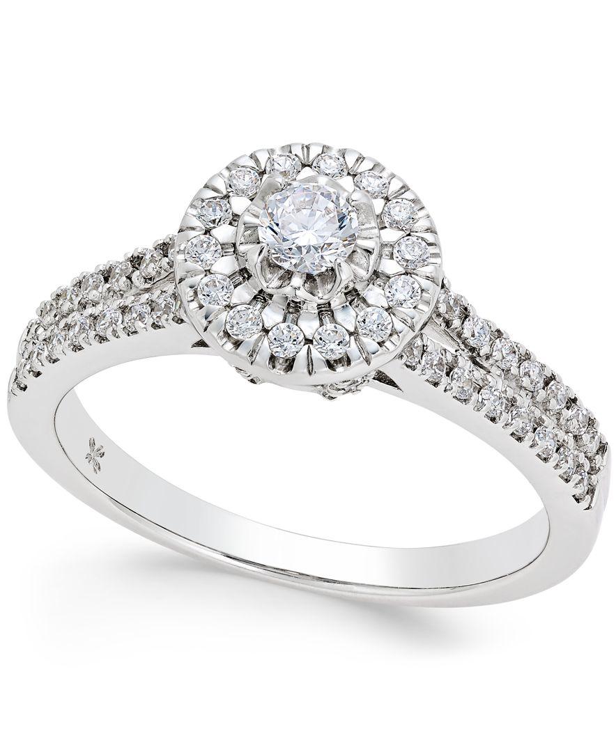 Diamond Rings On Sale At Macys