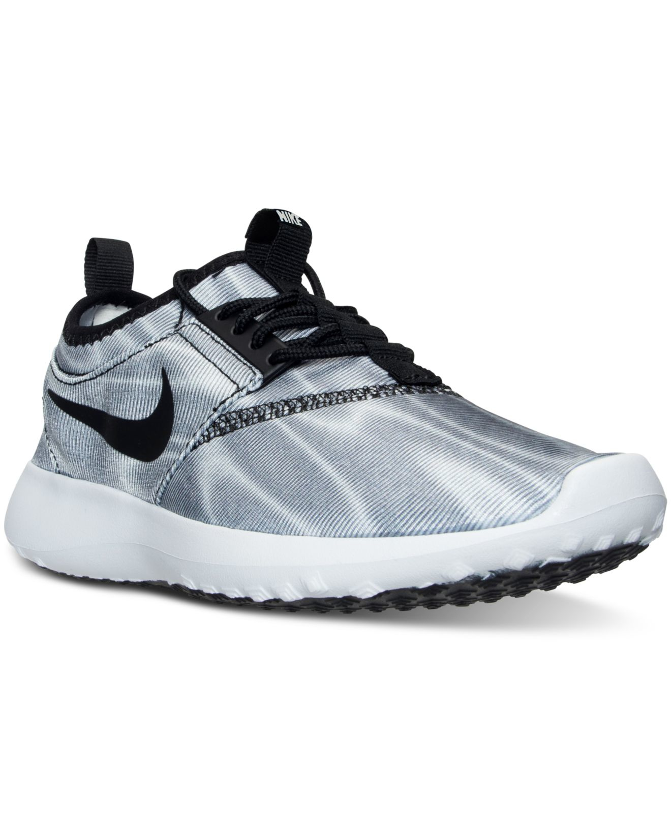 innovative design a6979 63faa Lyst - Nike Women s Juvenate Print Casual Sneakers From Finish Line ...