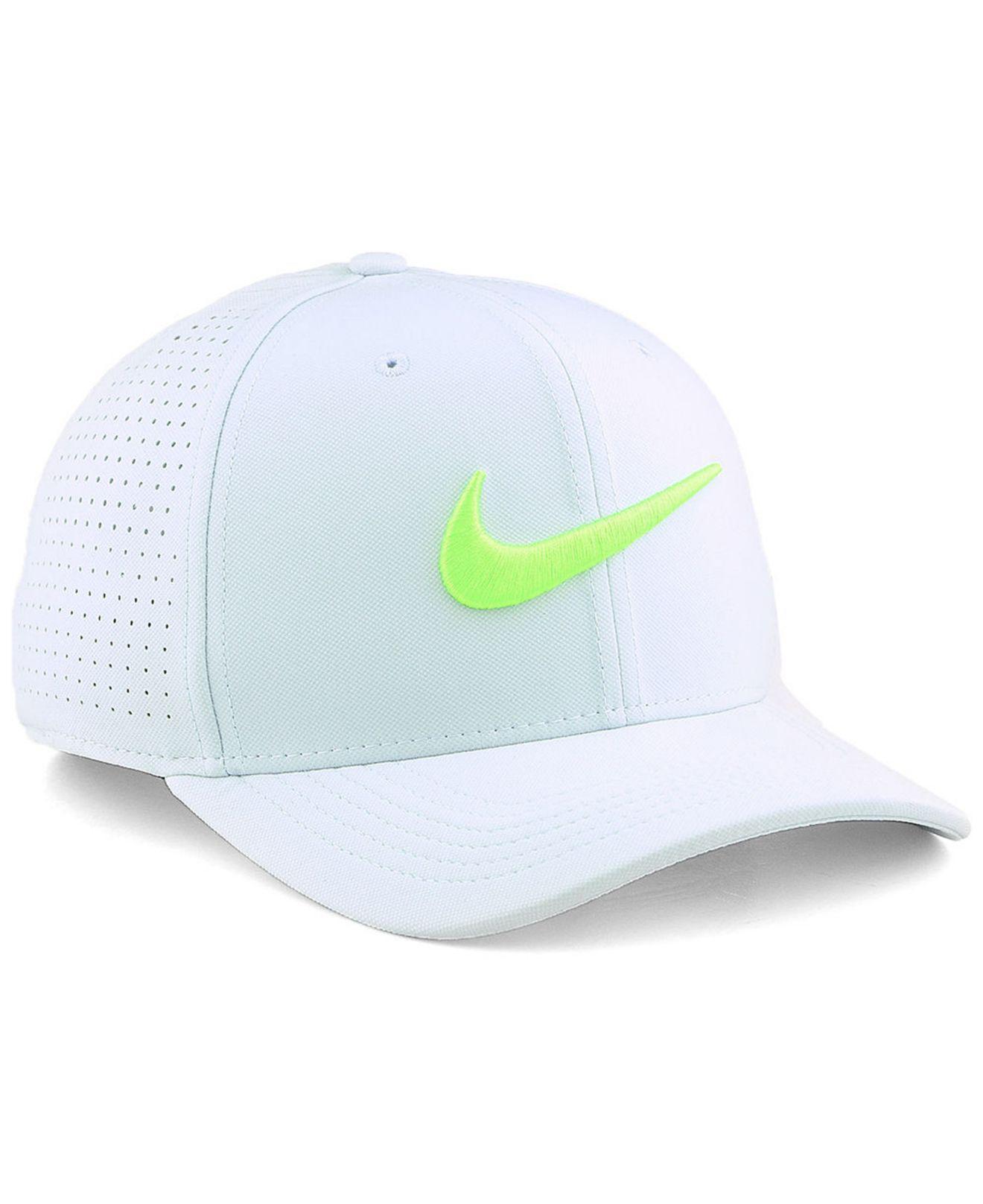 ... best price lyst nike vapor flex ii cap in green for men 32605 f94c5 580fd0f5c797