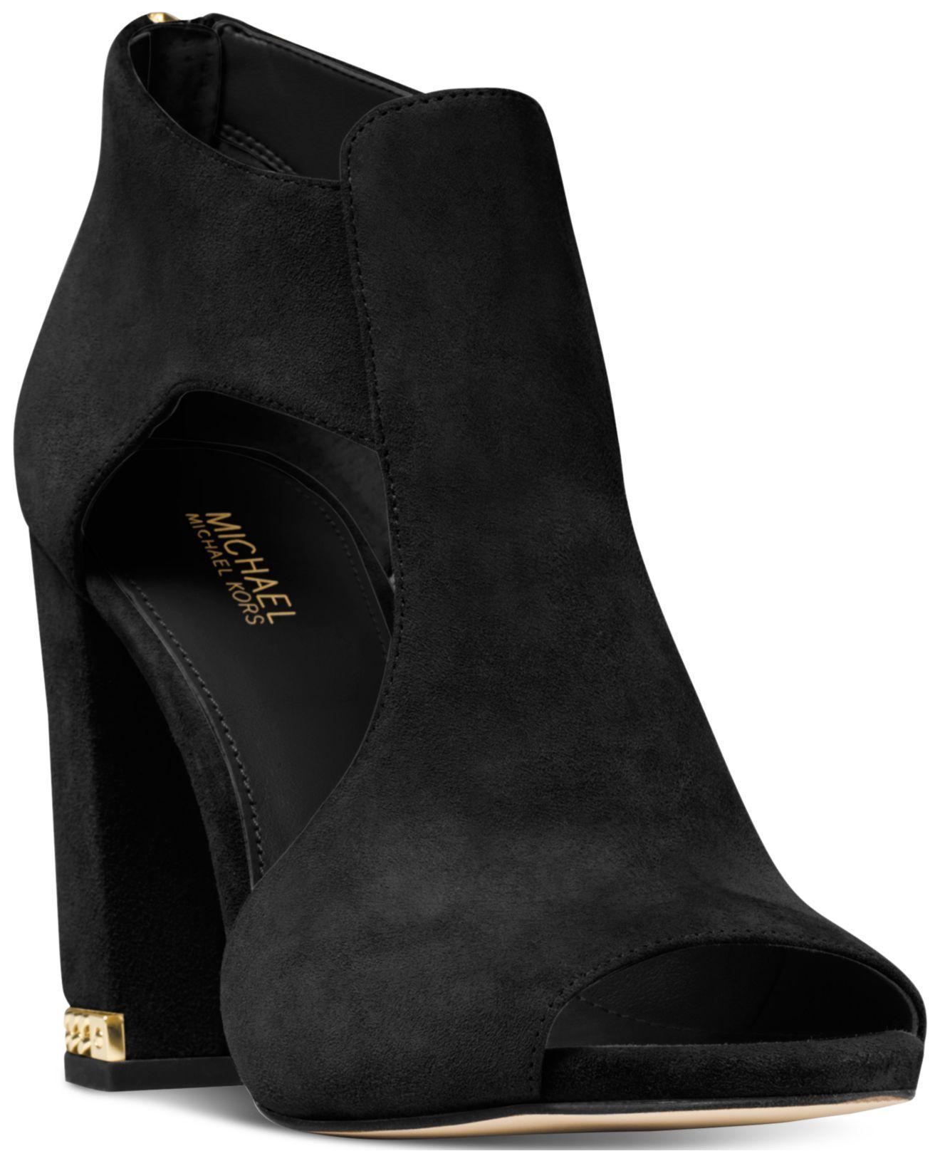 Michael Kors Peep Toe Shoes