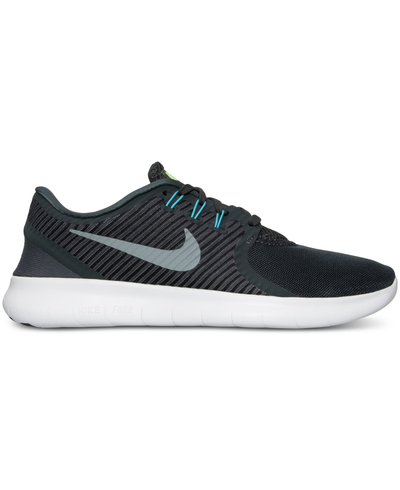 Nike Free Rn Commuter Running Shoes Macy S