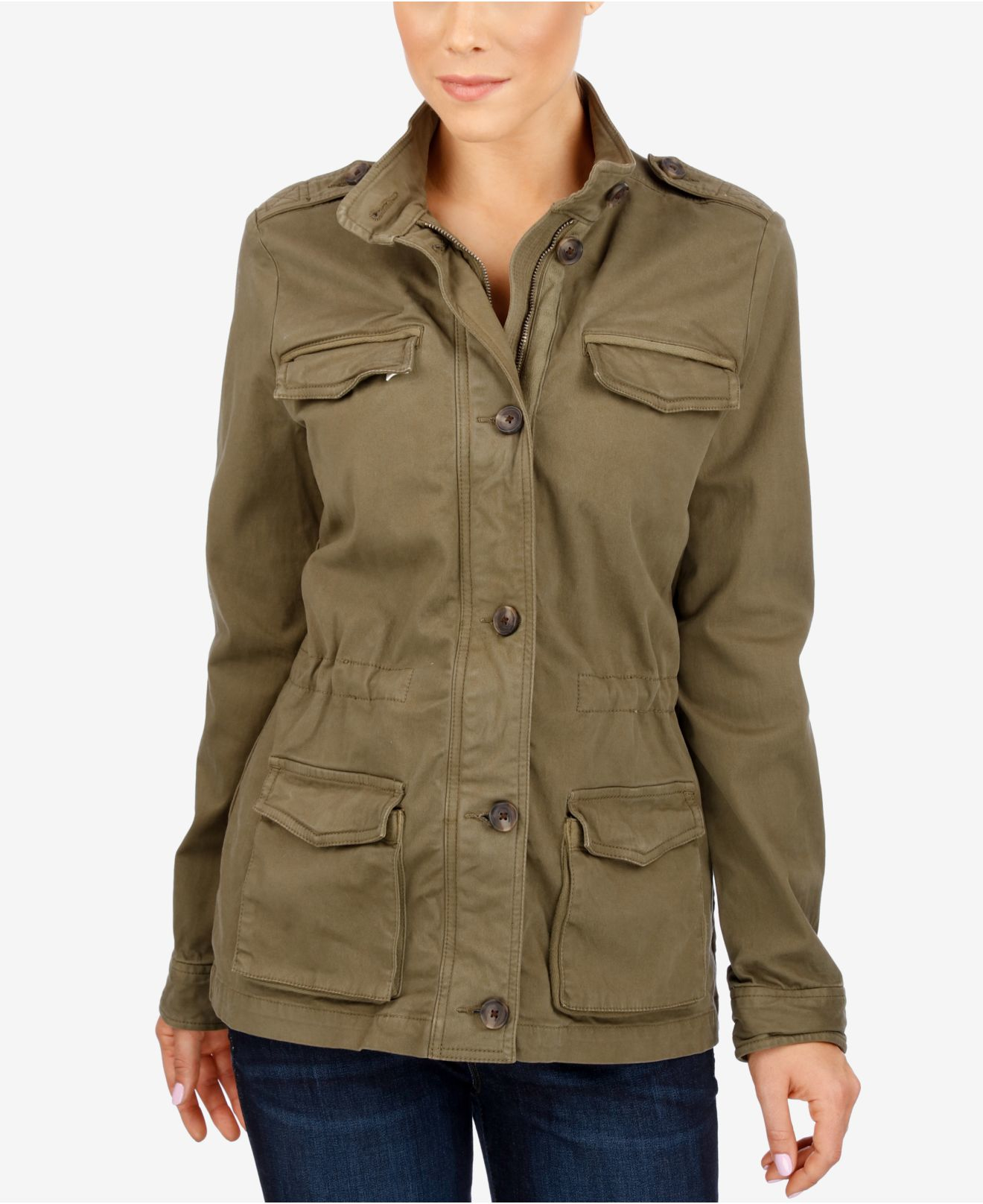 Find womens green cargo jacket at ShopStyle. Shop the latest collection of womens green cargo jacket from the most popular stores - all in one place.