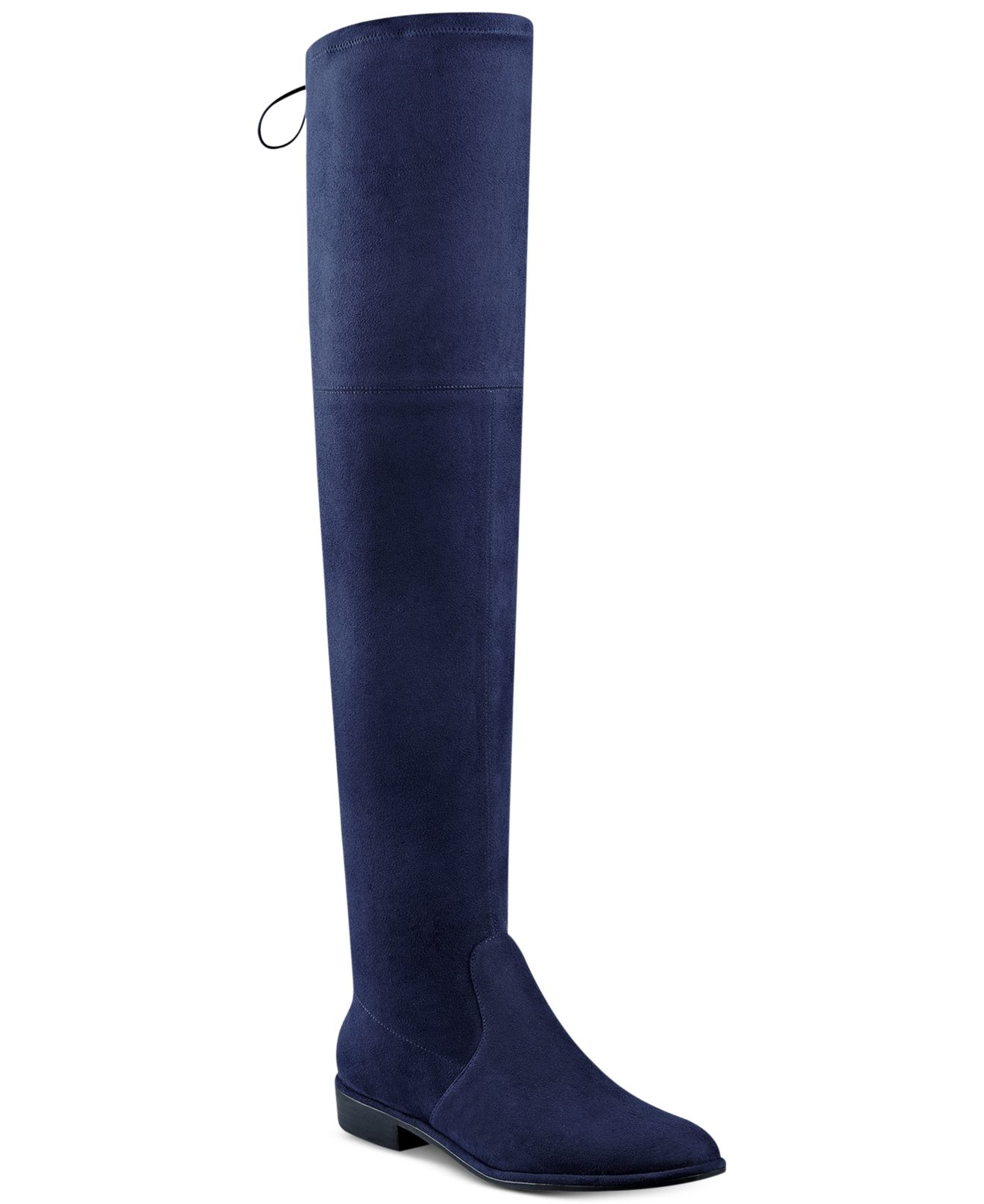 Marc fisher Humor Over-the-knee Boots in Blue | Lyst