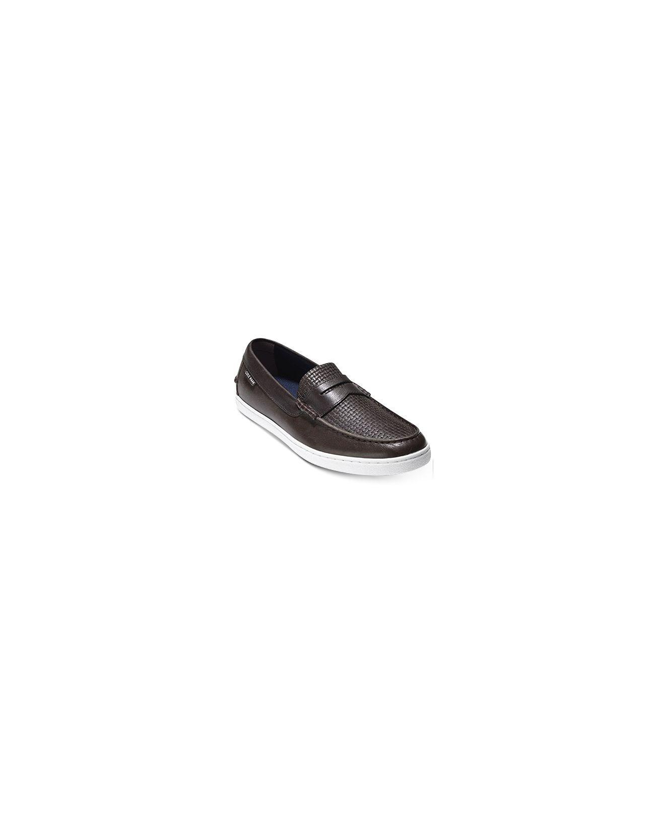 Cole Haan Men's Pinch Weekender Embossed Weave Slip-Ons Men's Shoes nhIGVmH