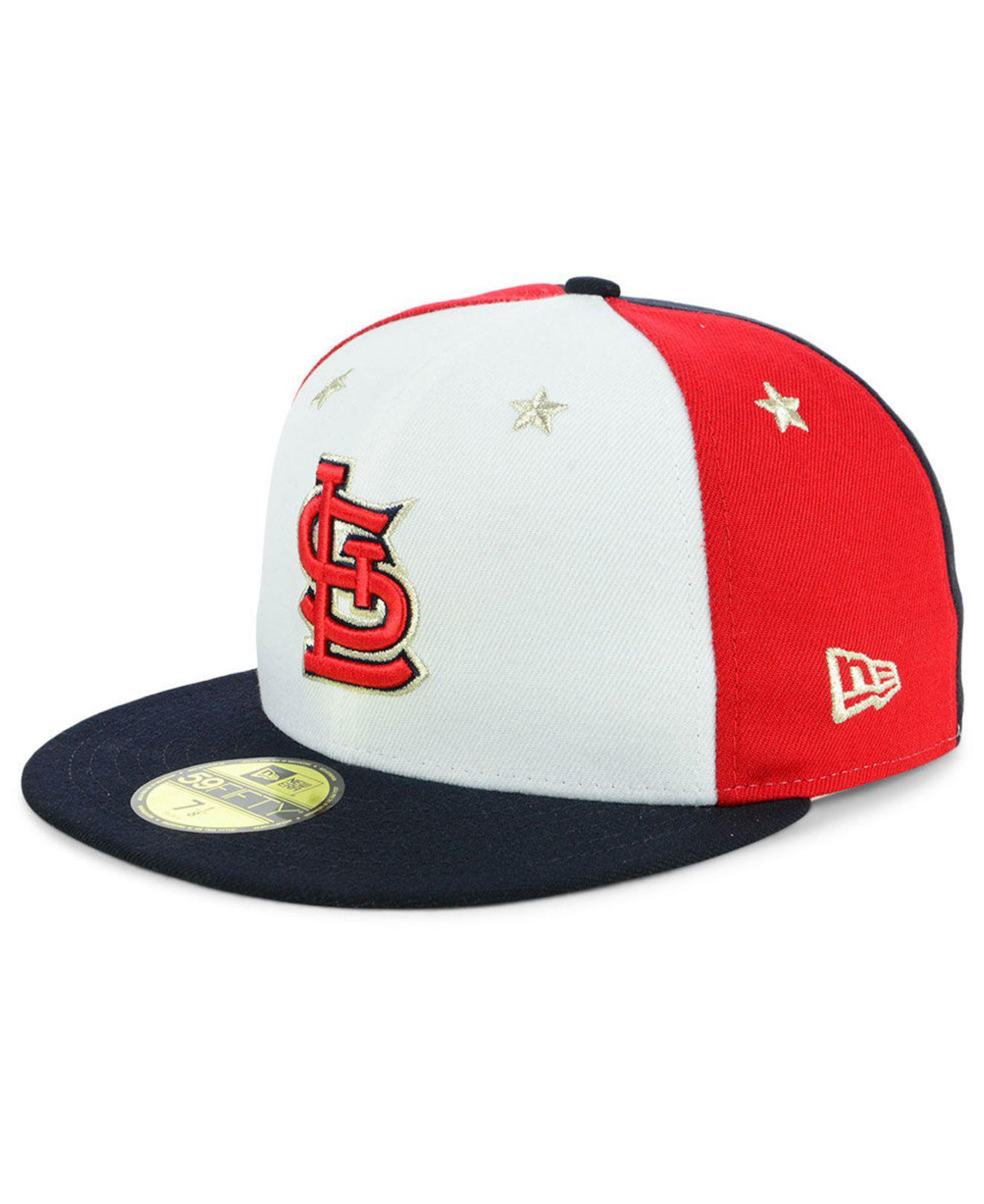 promo code 6f968 ec989 wholesale new era st louis cardinals red prolight 2018 bp jr 9twenty youth adjustable  hat 2e222 5c845  cheap st. louis cardinals all star game patch 59fifty ...