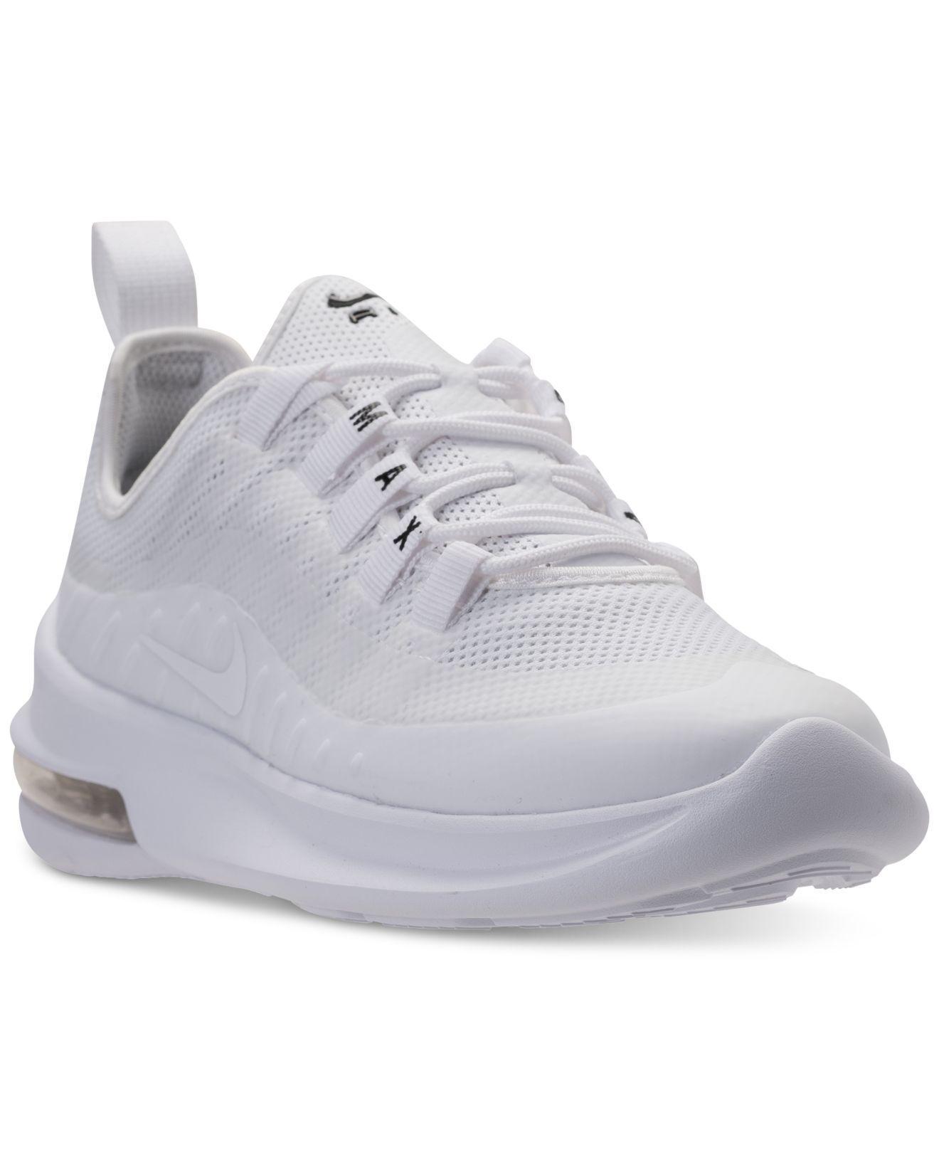 Eje Lyst Nike De Air Max Zapatos Casuales De Nike Linea De Meta En Blanco 94940b